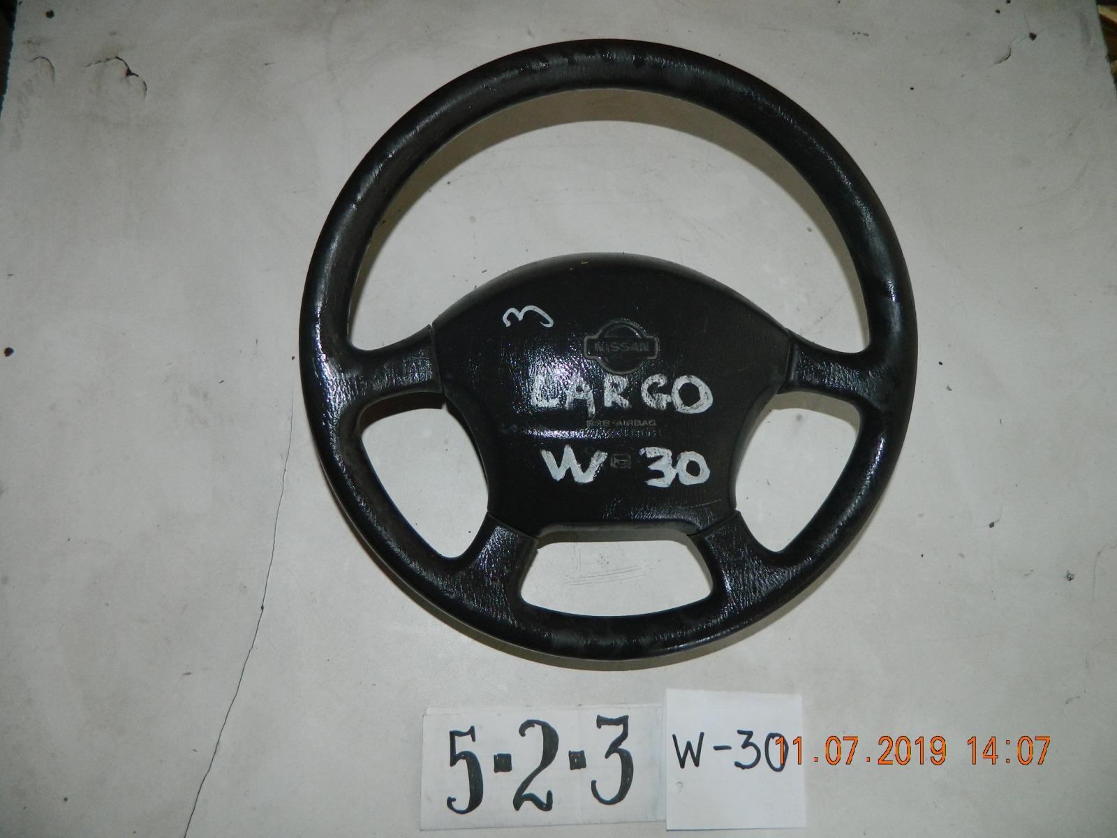 Руль Nissan Largo W30 (б/у)
