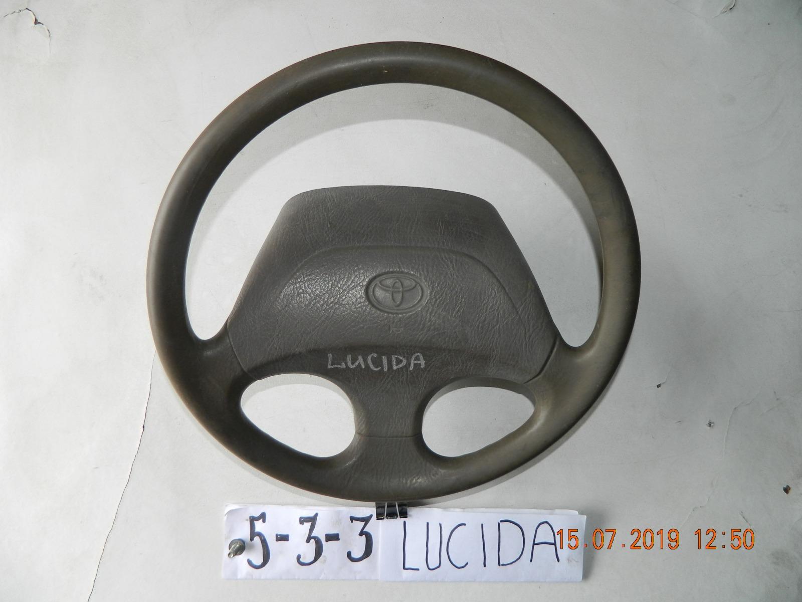 Руль Toyota Lucida CXR10 (б/у)