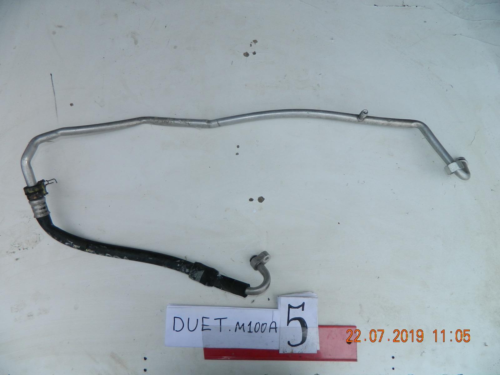 Шланг кондиционера Toyota Duet M100A (б/у)