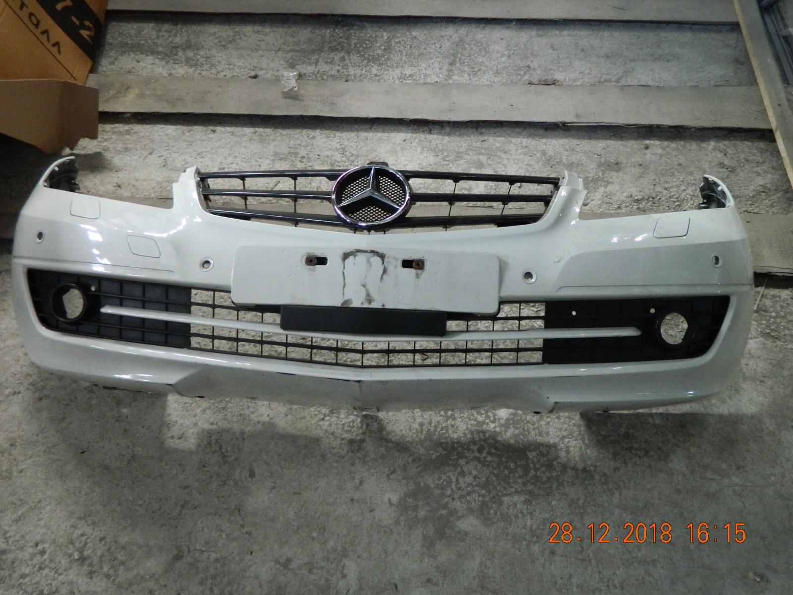 Бампер Mercedes-Benz A-Class A180 передний (б/у)