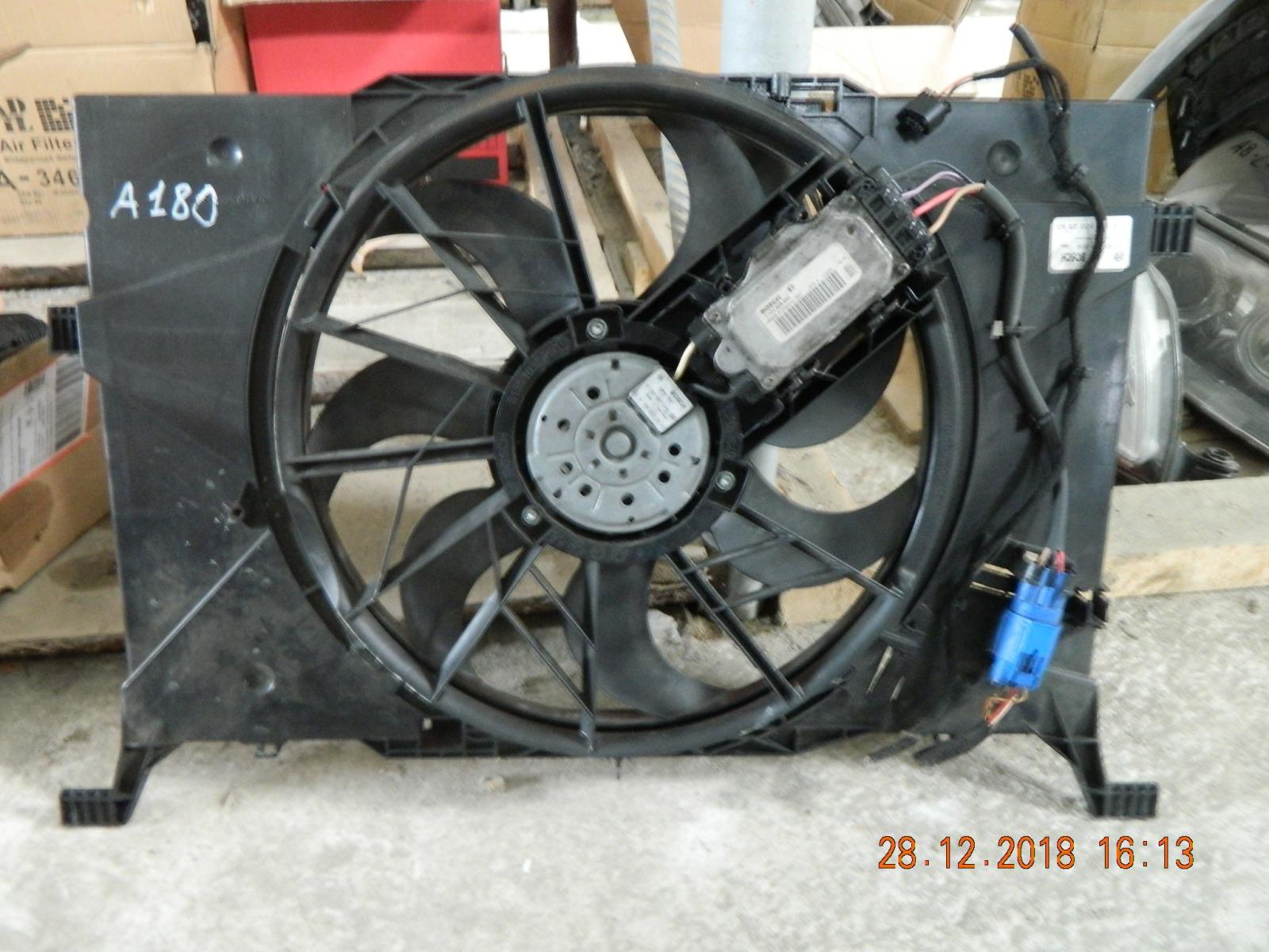 Диффузор радиатора Mercedes-Benz A-Class A180 (б/у)