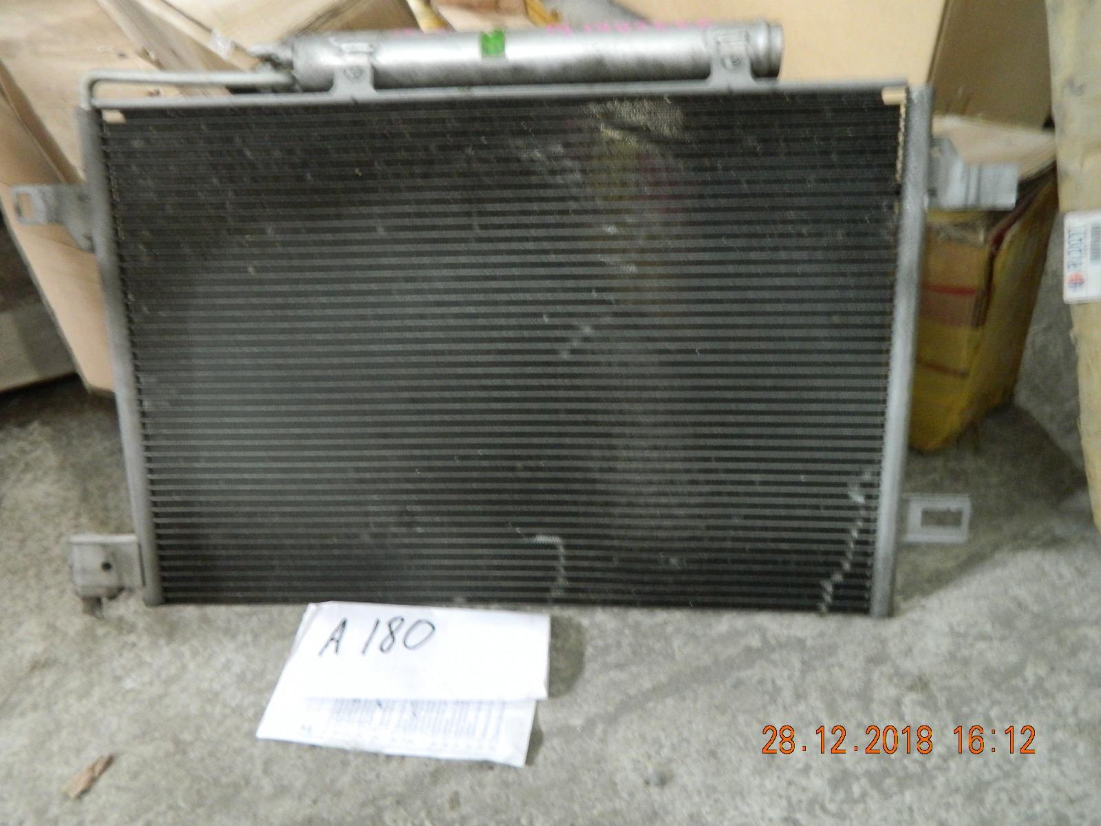 Радиатор кондиционера Mercedes-Benz A-Class A180 (б/у)