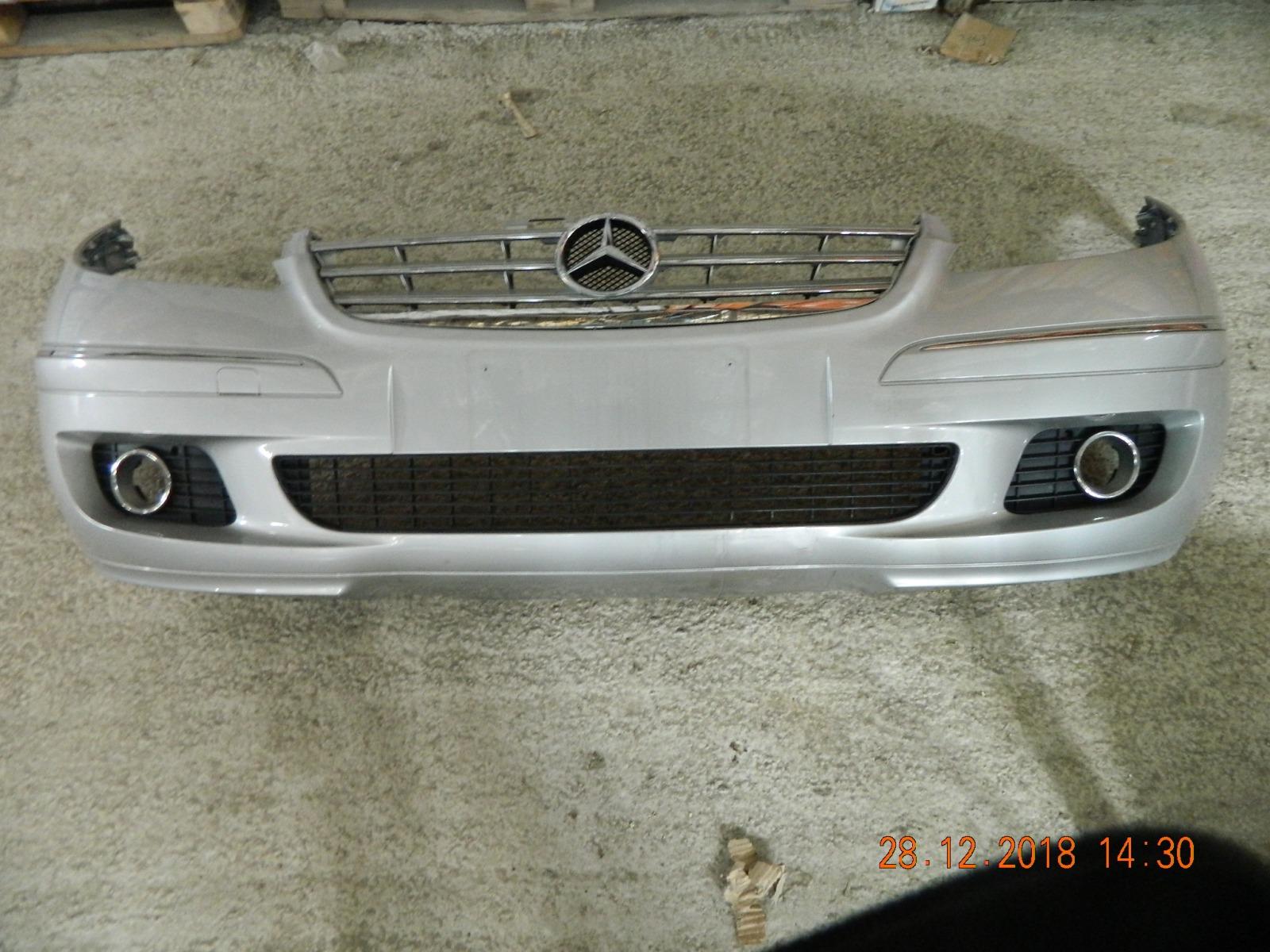 Бампер Mercedes-Benz A-Class A169 передний (б/у)