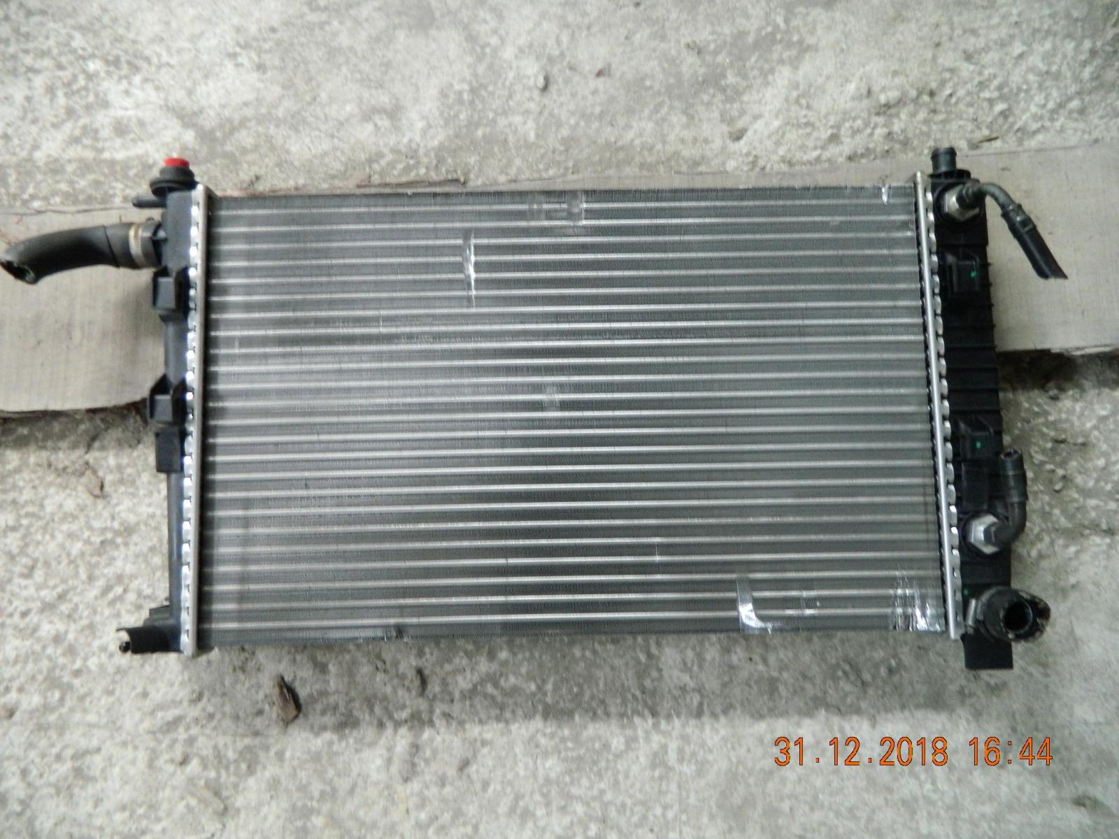 Радиатор двс Mercedes-Benz A-Class A169 (б/у)