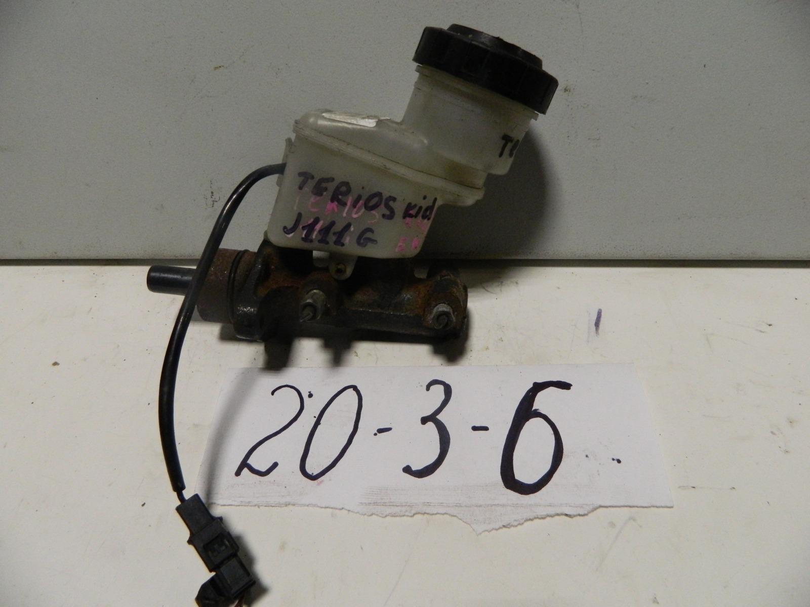 Главный тормозной цилиндр Daihatsu Terios J111G (б/у)
