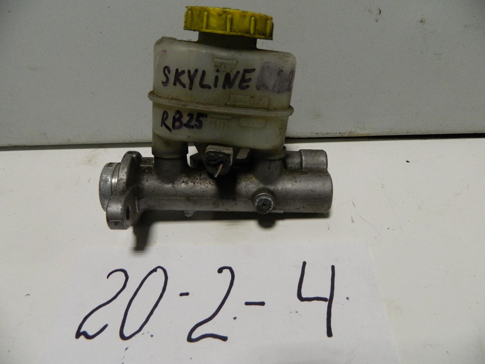Главный тормозной цилиндр Nissan Skyline (б/у)