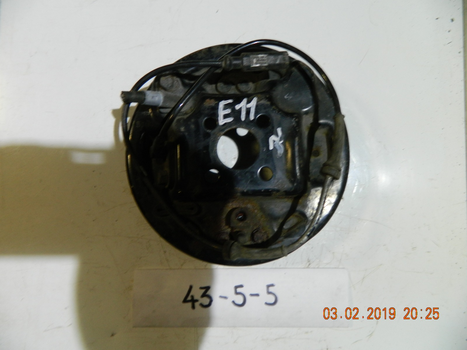 Датчик abs Nissan Note E11 задний (б/у)