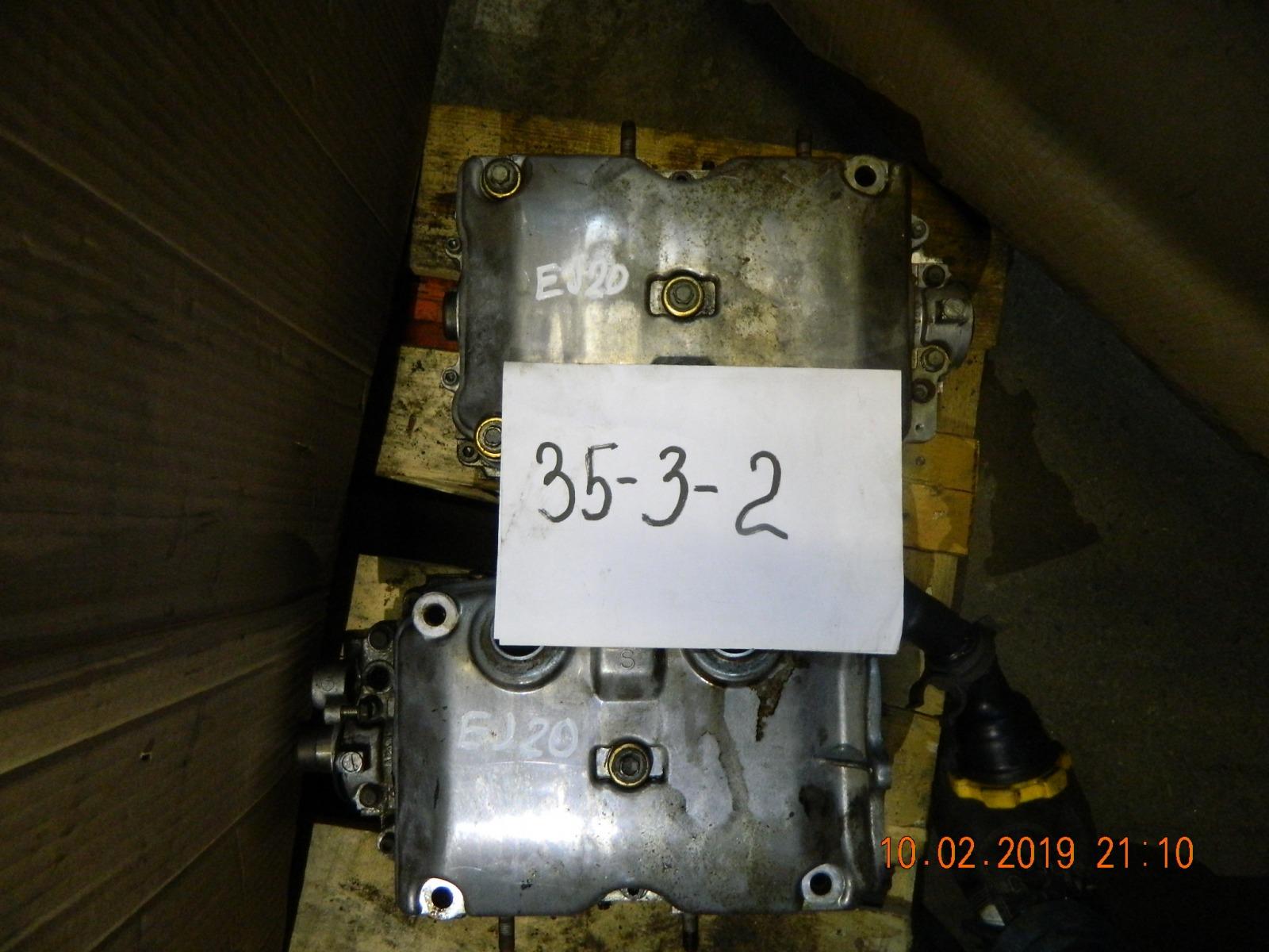 Головка блока цилиндров Subaru Forester SG5 EJ203 (б/у)