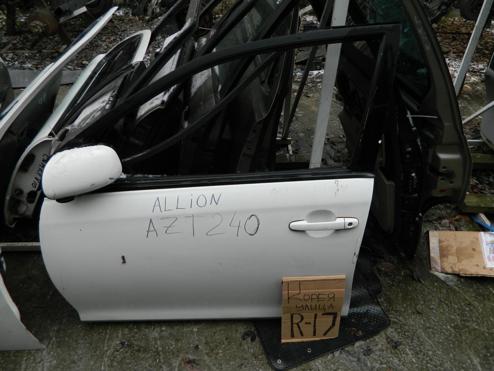 Зеркало Toyota Allion AZT240 переднее левое (б/у)