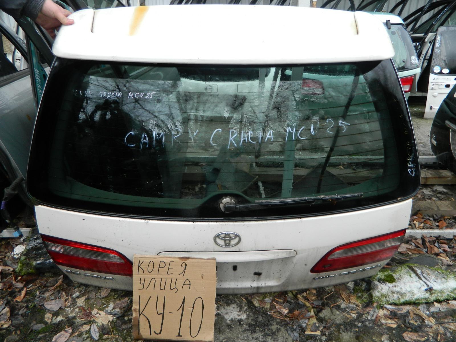 Дверь 5-я Toyota Camry Gracia (б/у)