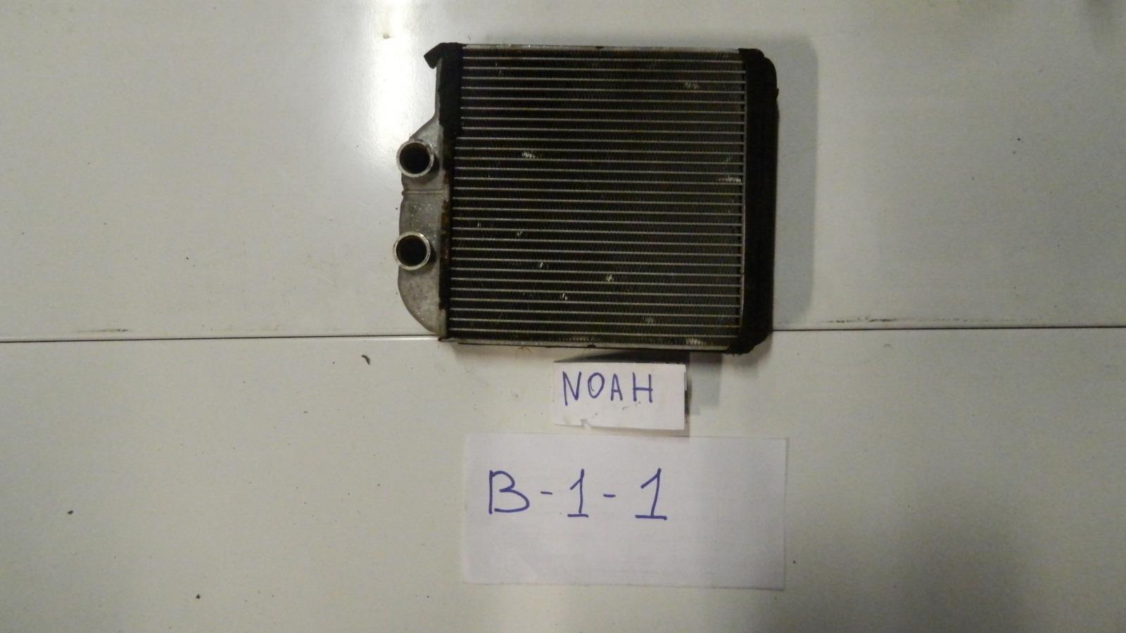 Радиатор печки Toyota Town Ace Noah SR50 (б/у)