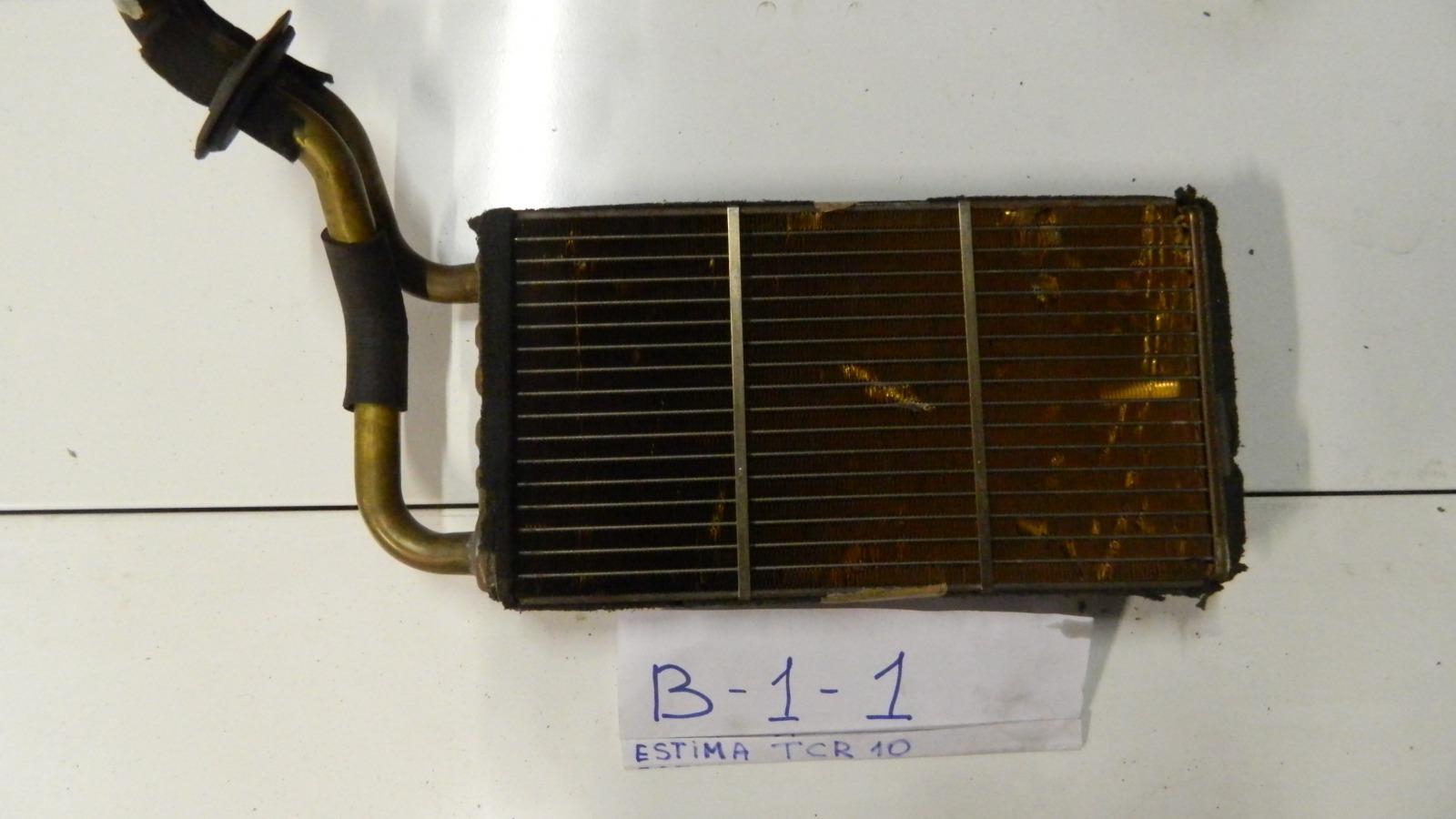 Радиатор печки Toyota Estima Lucida CXR20G (б/у)