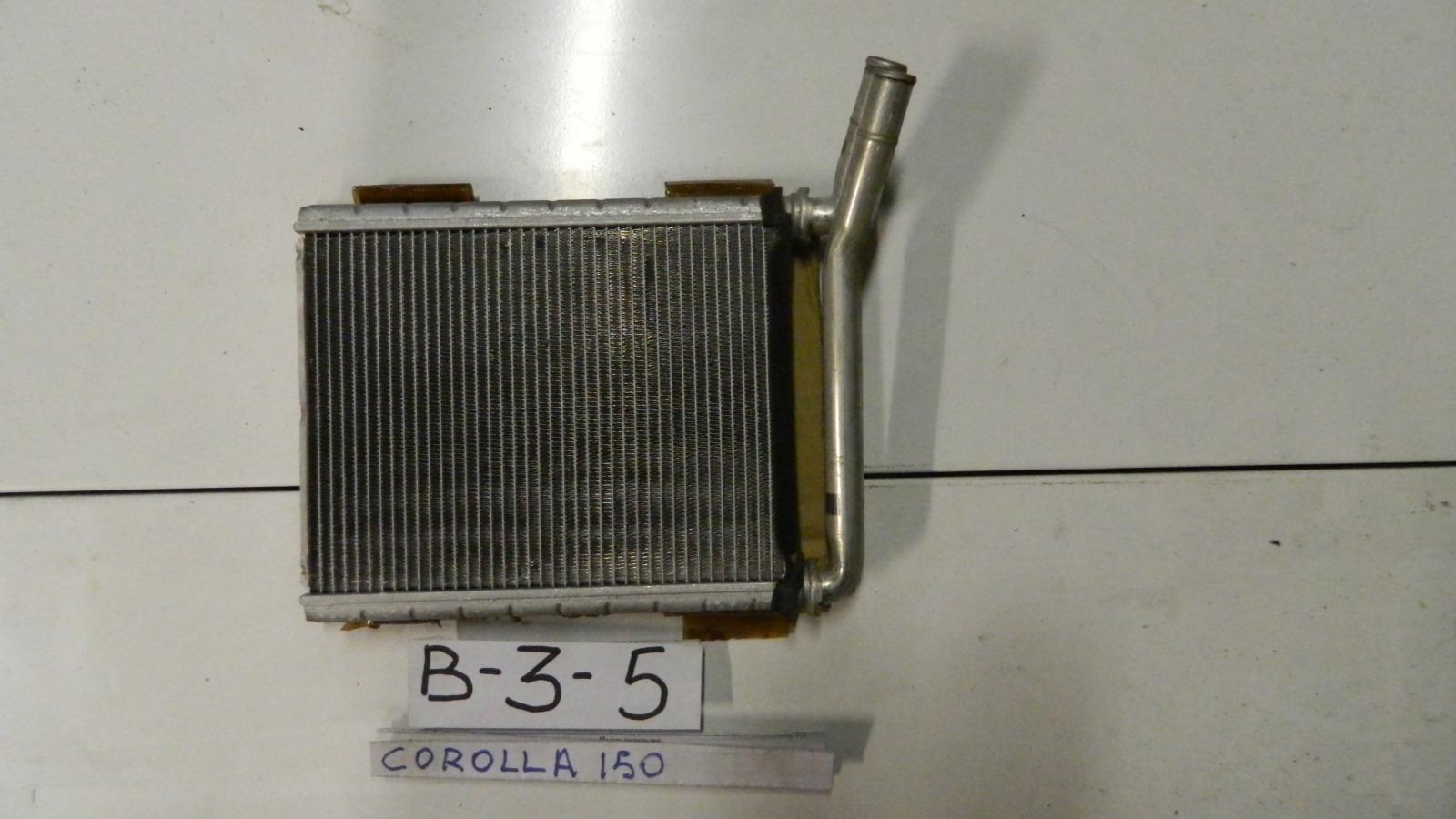Радиатор печки Toyota Corolla ZRE150 (б/у)
