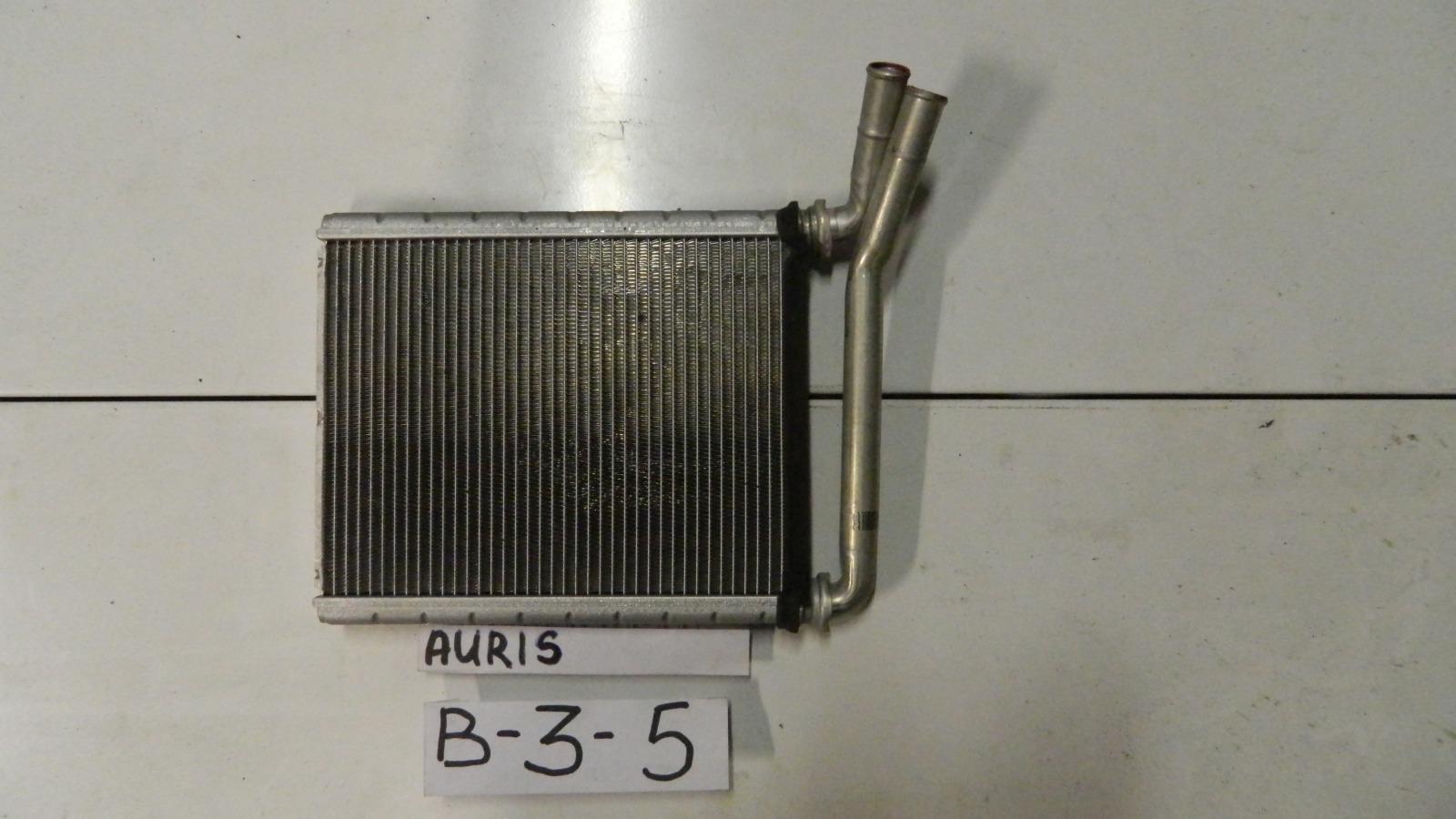 Радиатор печки Toyota Auris ADE150 (б/у)