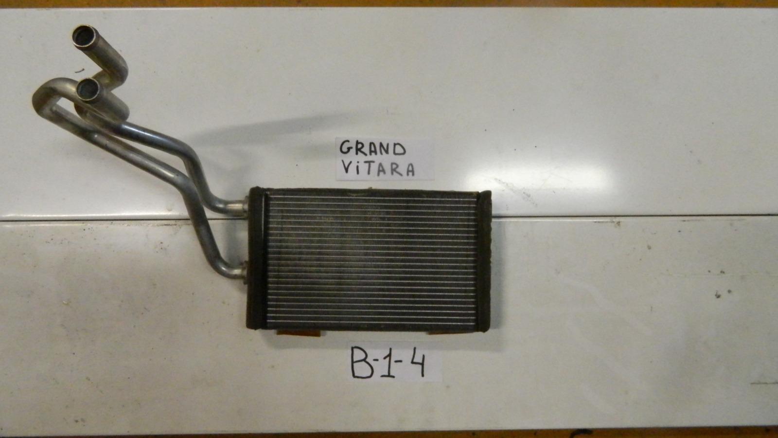 Радиатор печки Suzuki Grand Vitara (б/у)