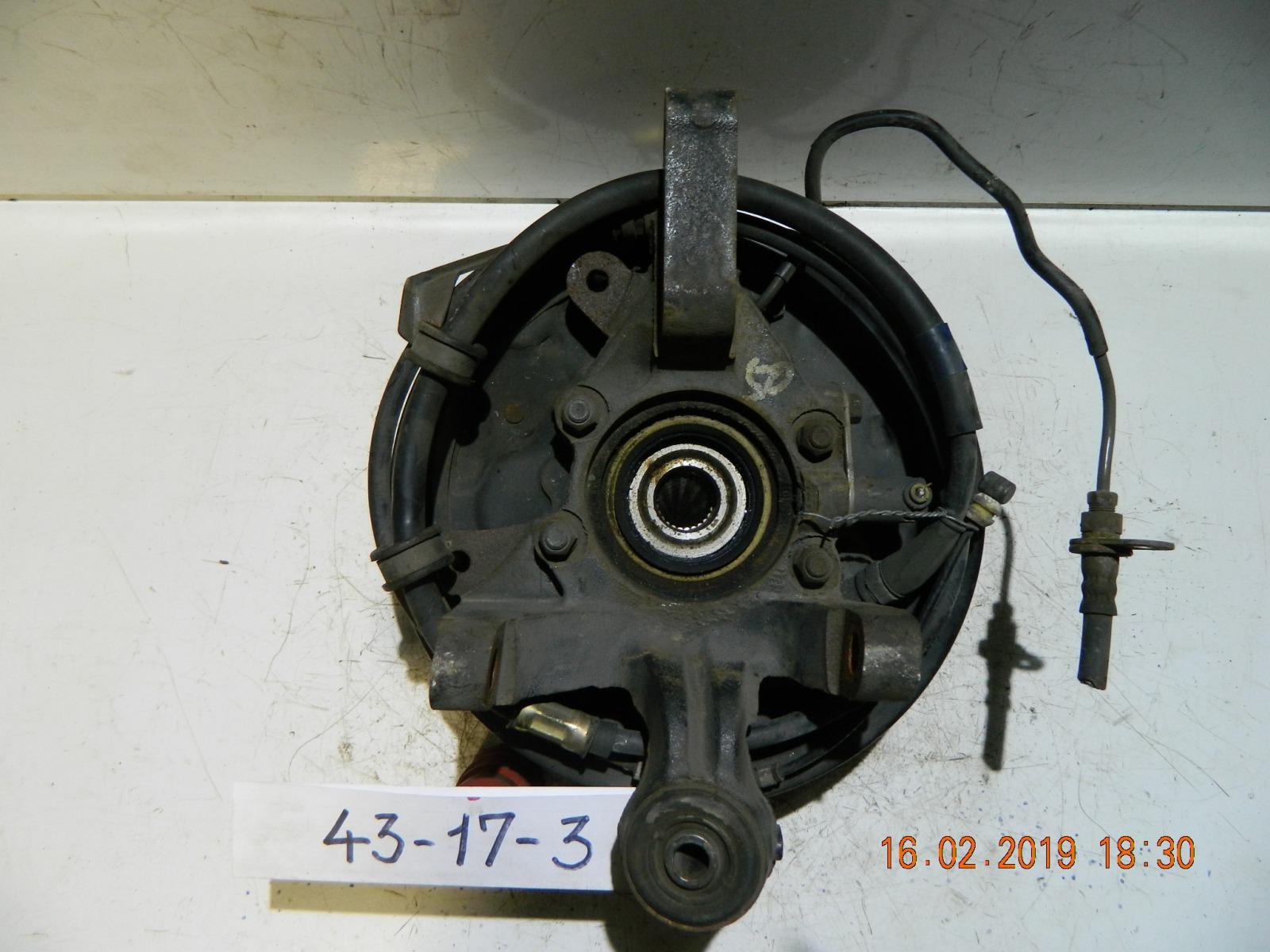 Трос ручника Toyota Caldina ST215 задний левый (б/у)
