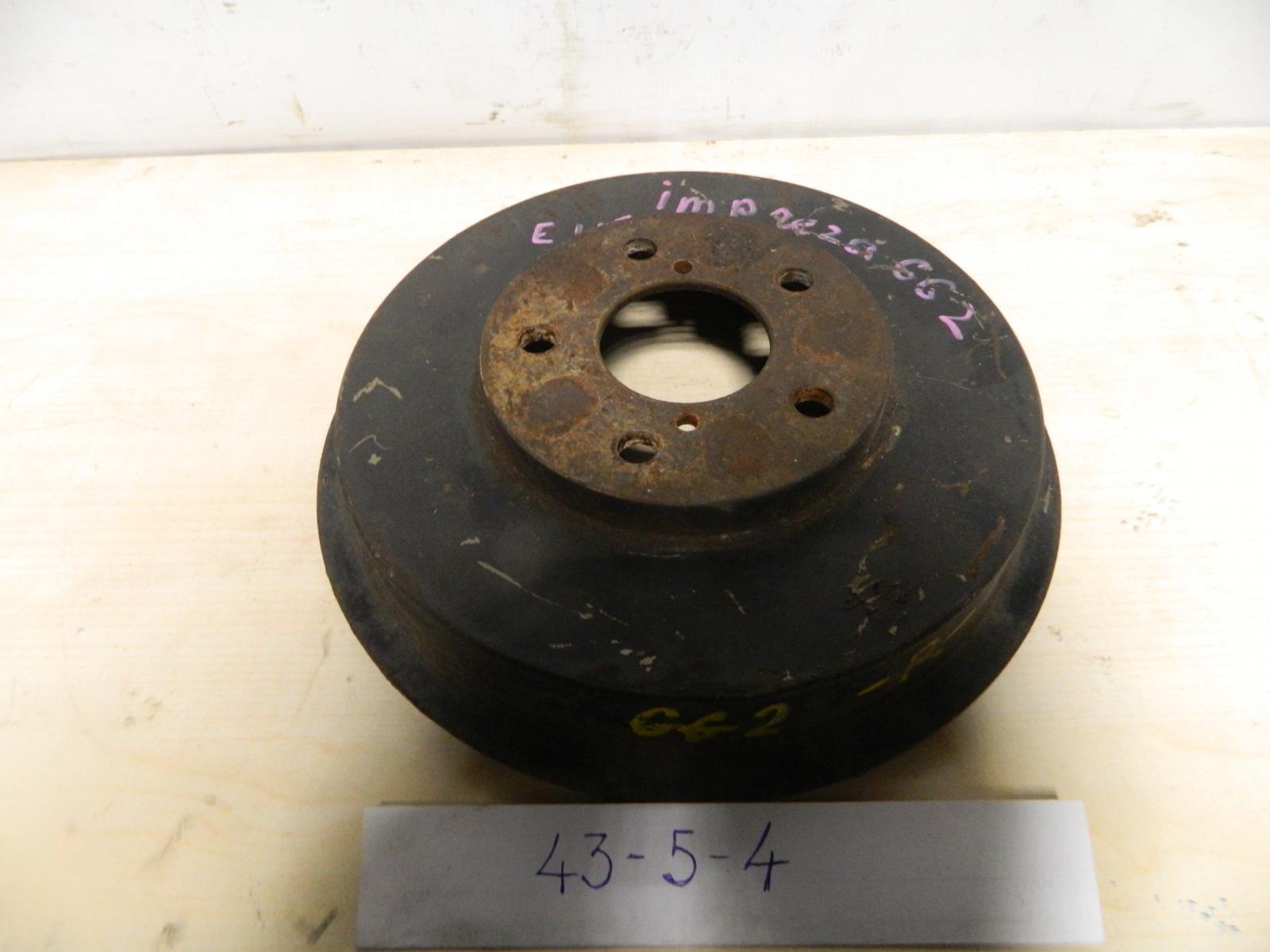 Тормозной барабан Subaru Impreza GG задний (б/у)