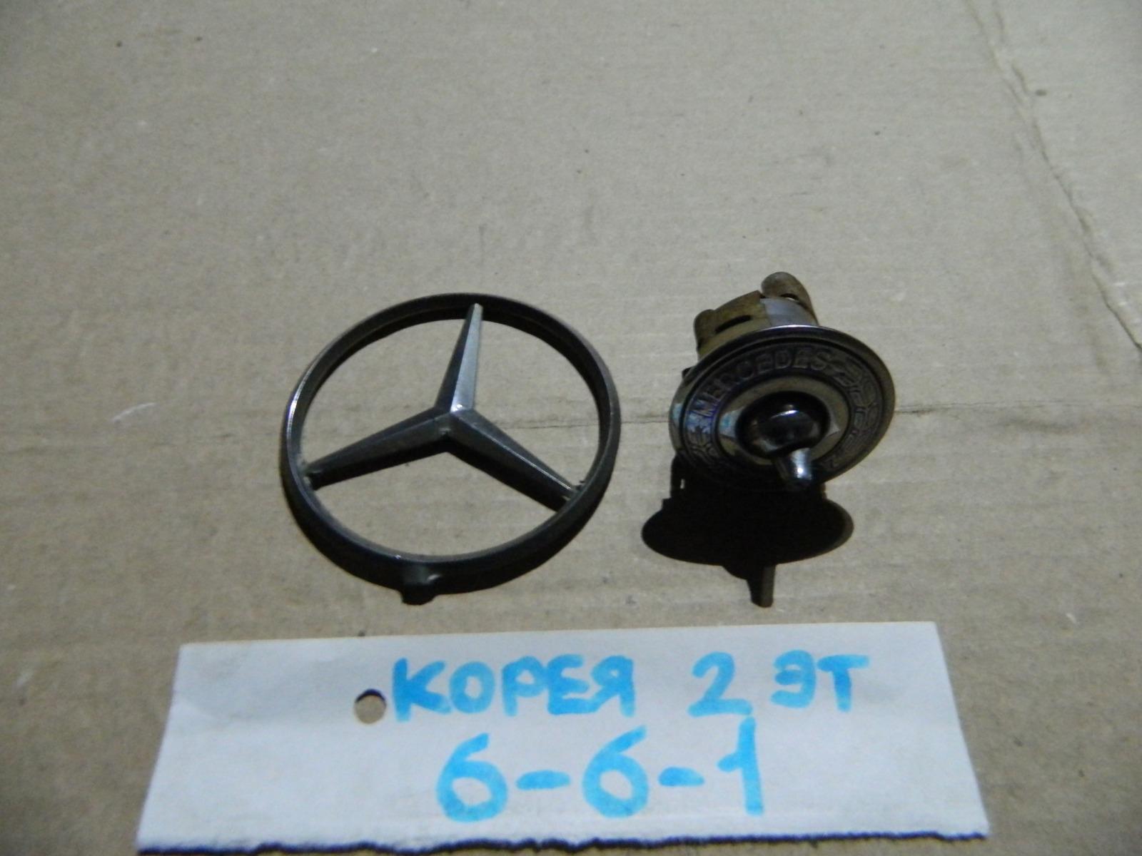 Эмблема Mercedes-Benz E-Class W211 (б/у)