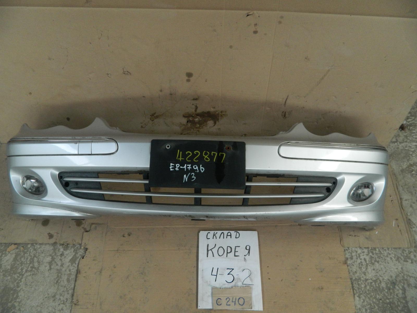 Бампер Mercedes-Benz C-Class W203 передний (б/у)