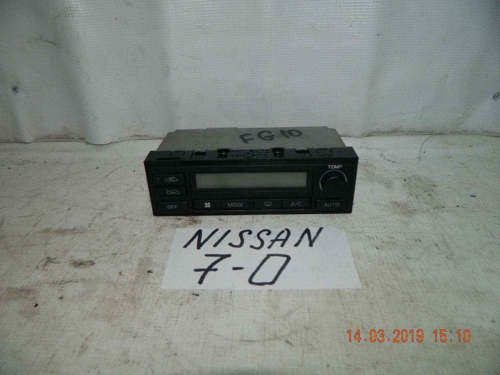 Магнитофон Nissan Bluebird Sylphy QC10 (б/у)