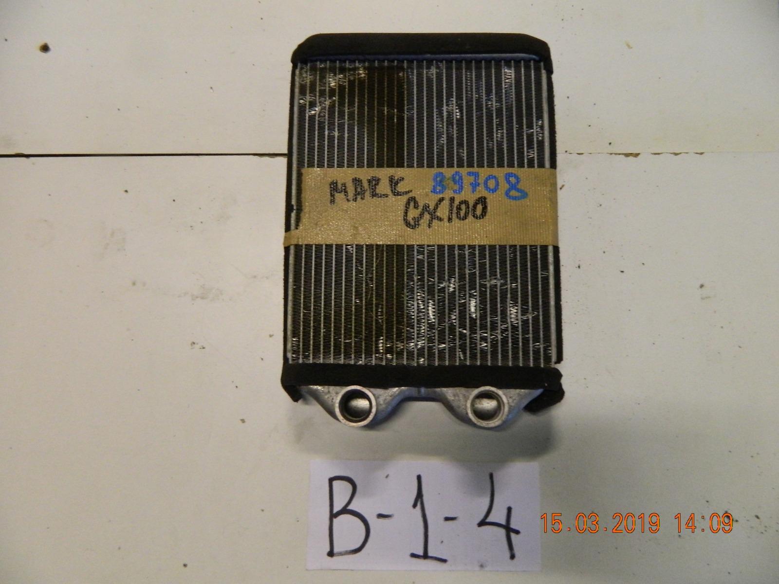 Радиатор печки Toyota Mark Ii GX100 (б/у)