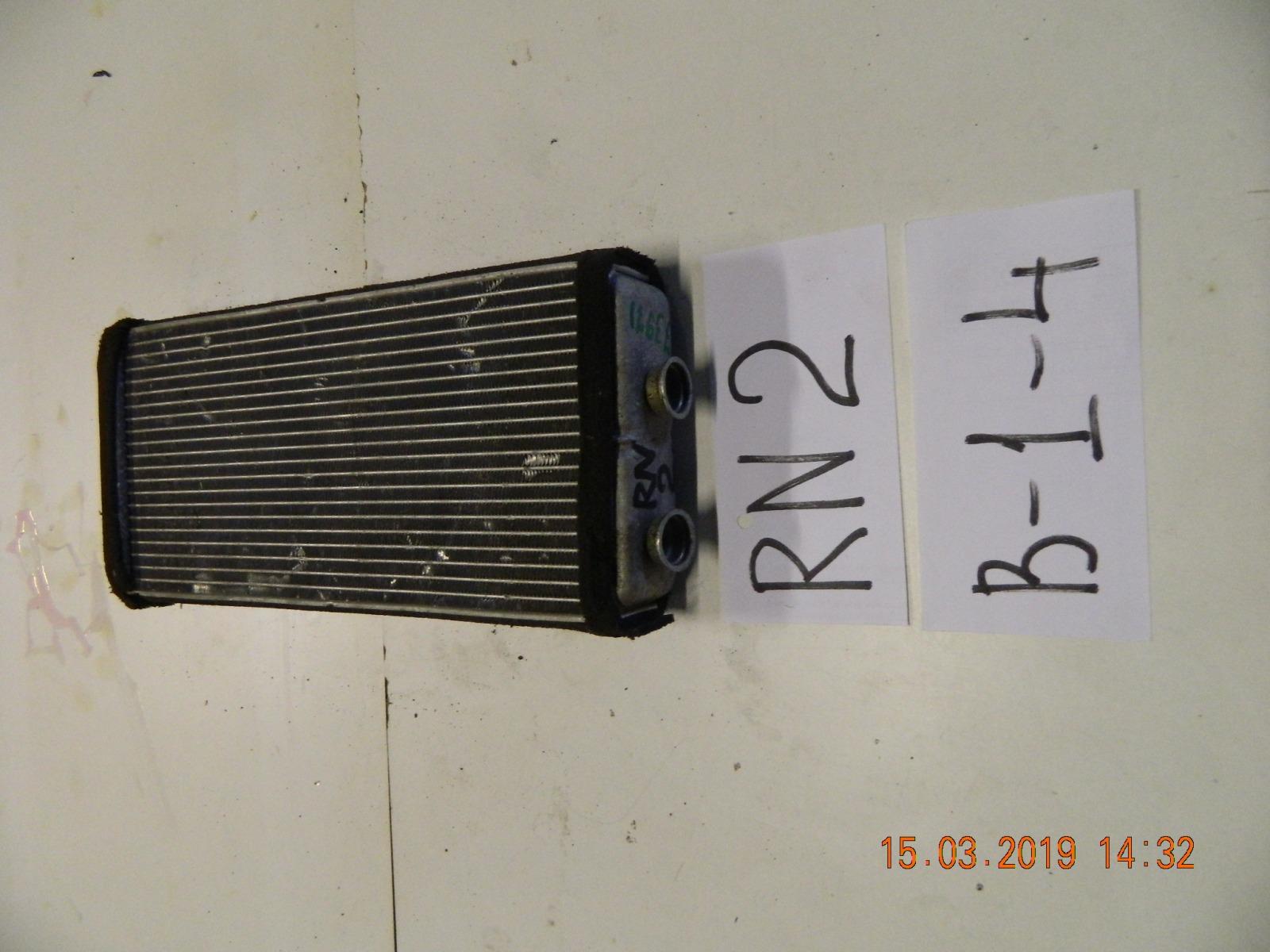 Радиатор печки Honda Stream RN2 (б/у)