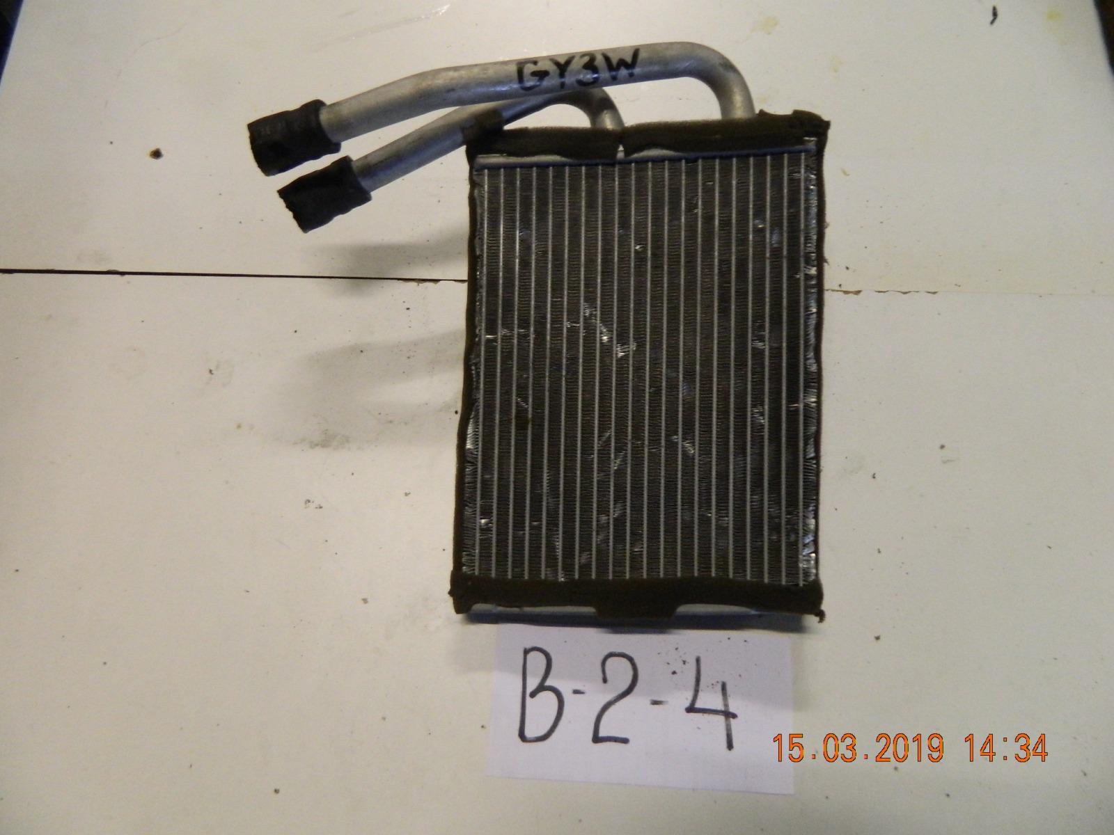 Радиатор печки Mazda Atenza GY3W (б/у)