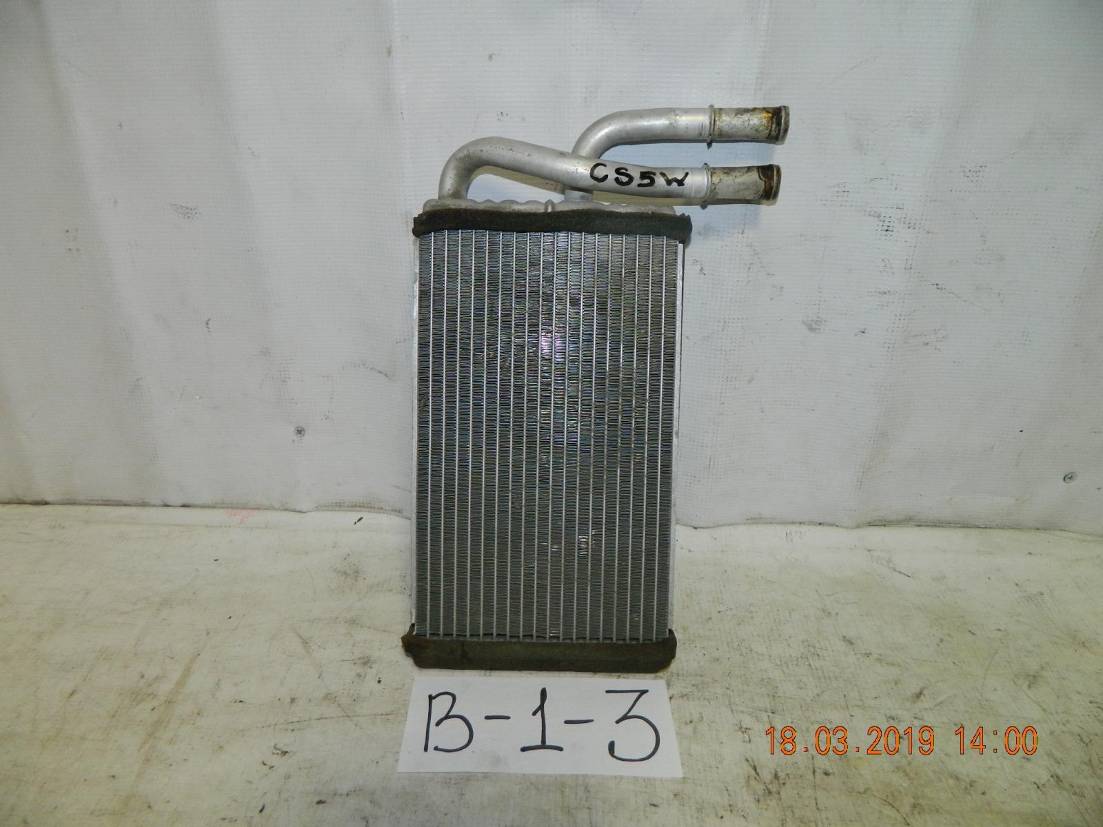 Радиатор печки Mitsubishi Lancer Cedia CS5W 4G93 (б/у)