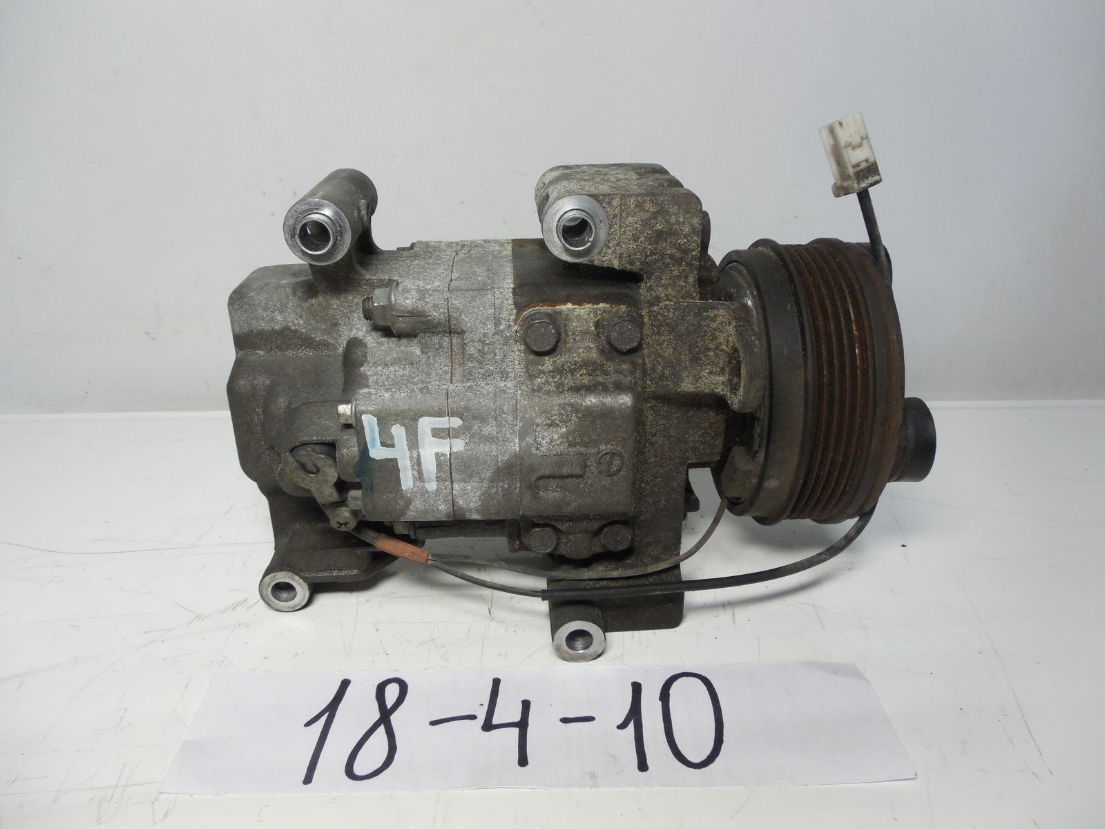 Компрессор кондиционера Hyundai/kia D4FA (б/у)