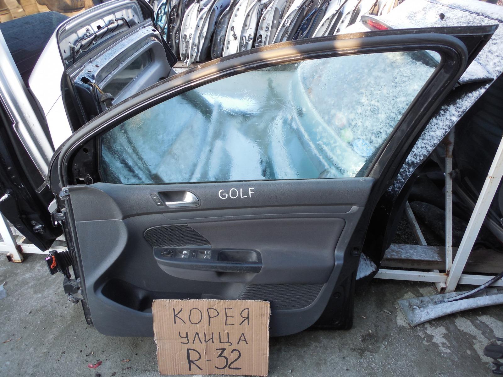 Дверь Volkswagen Golf 5 1K1 передняя правая (б/у)