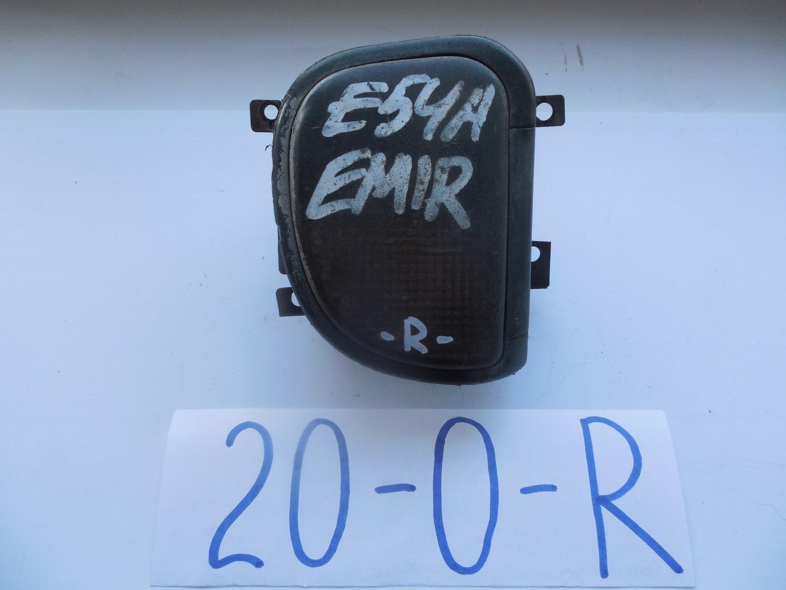 Фара противотуманная Mitsubishi Emeraude E53A передняя правая (б/у)
