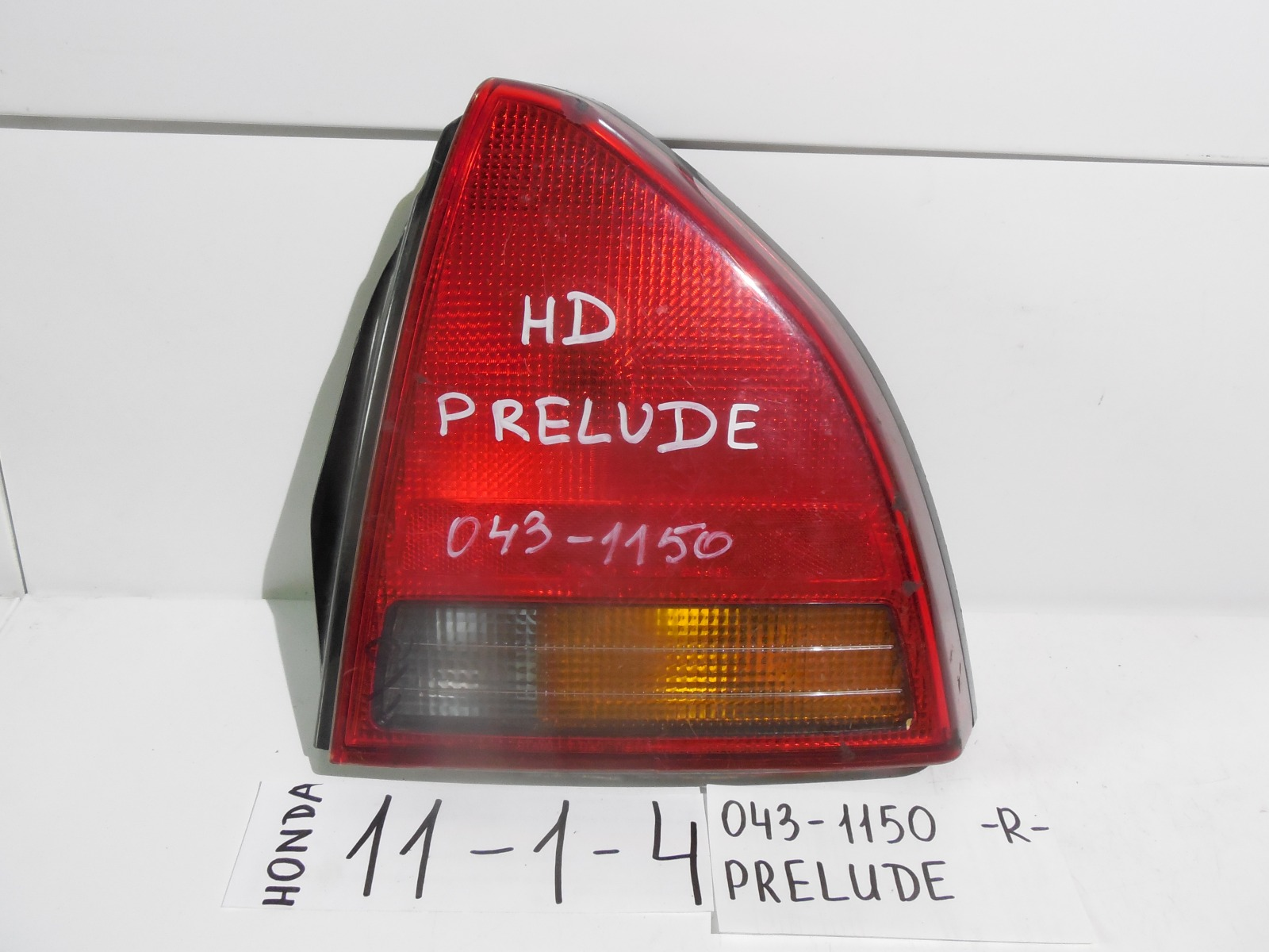 Фонарь Honda Prelude BA8 задний правый (б/у)