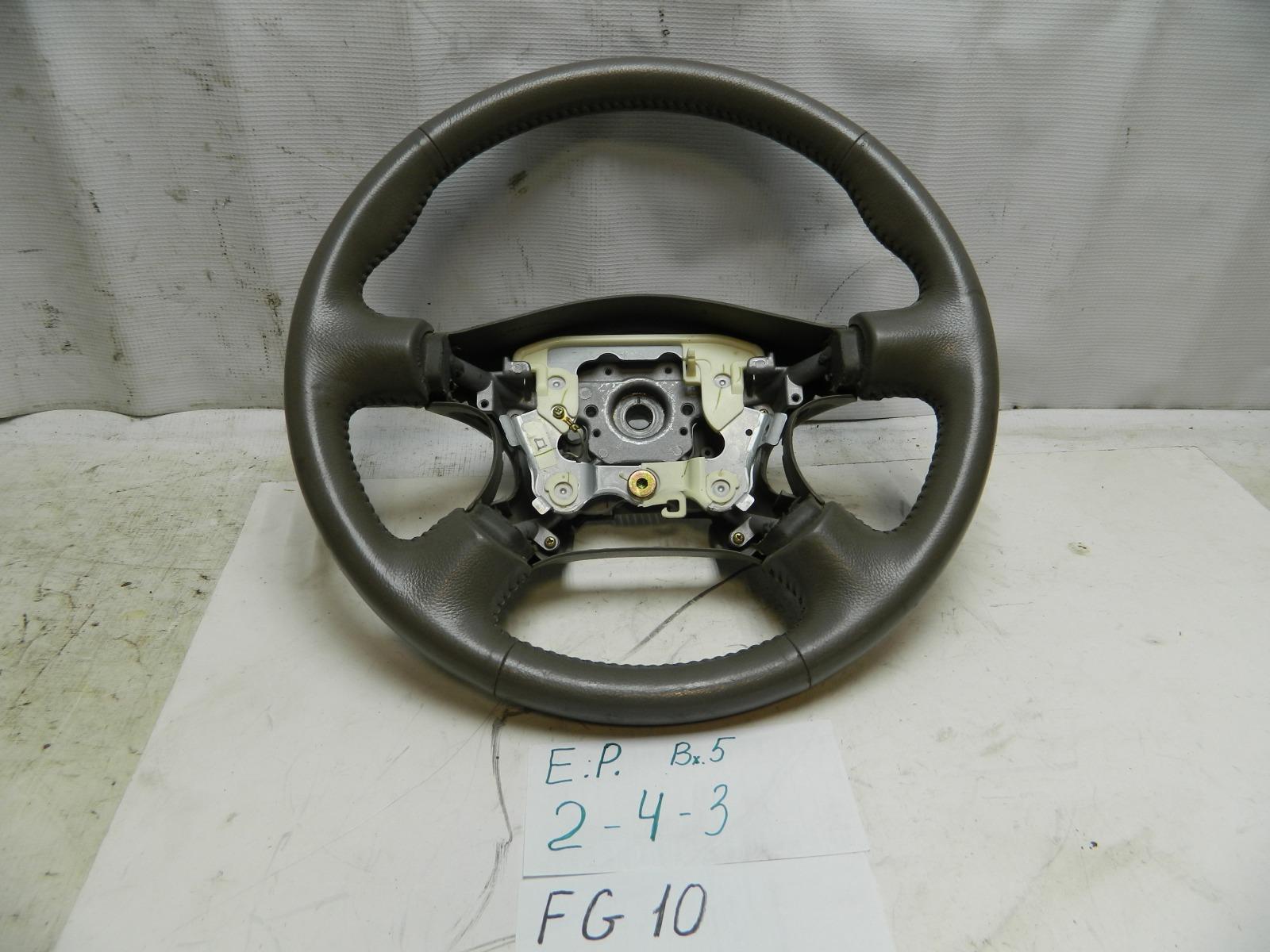 Руль Nissan Bluebird Sylphy FG10 QG15 (б/у)