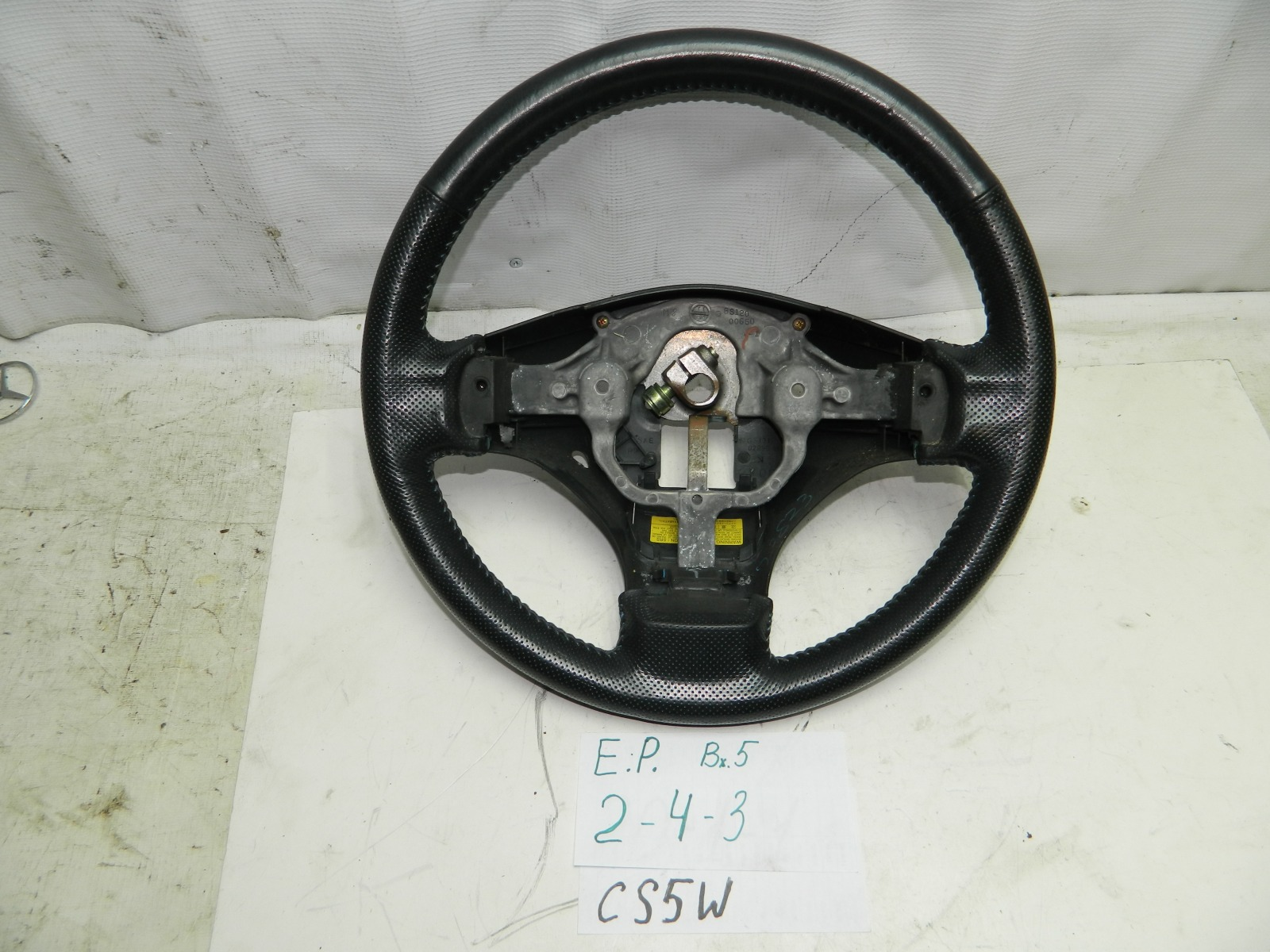 Руль Mitsubishi Lancer Cedia CS5W (б/у)
