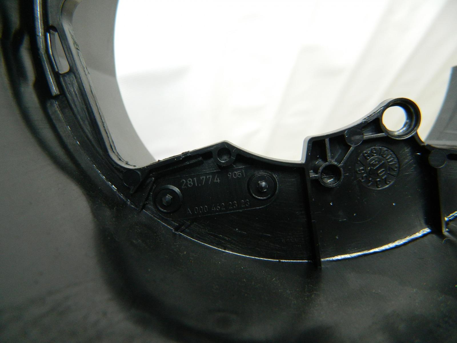 Кожух рулевой колонки Mercedes-Benz C-Class W203 (б/у)