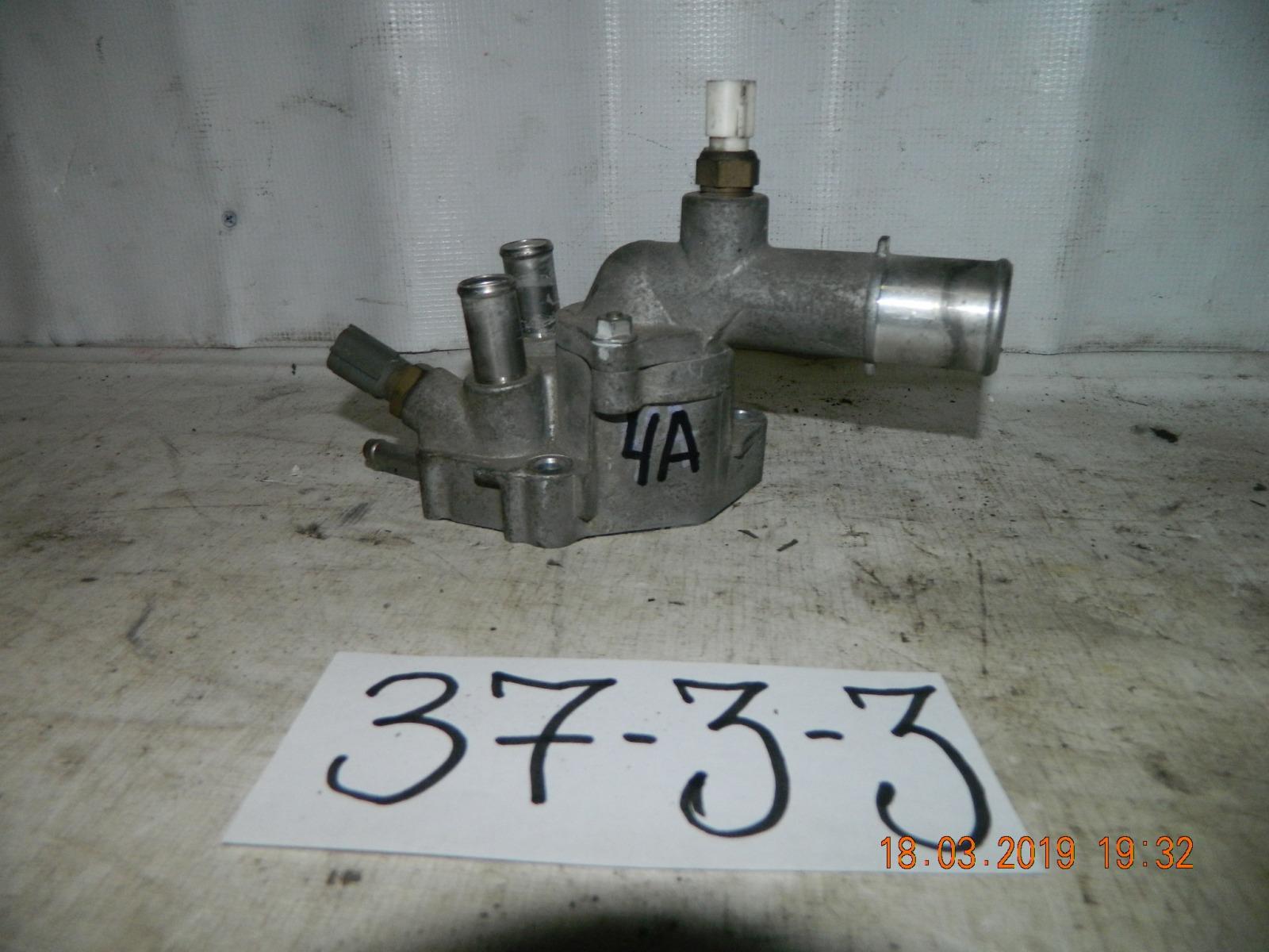 Корпус термостата Toyota Caldina AT190 7A (б/у)