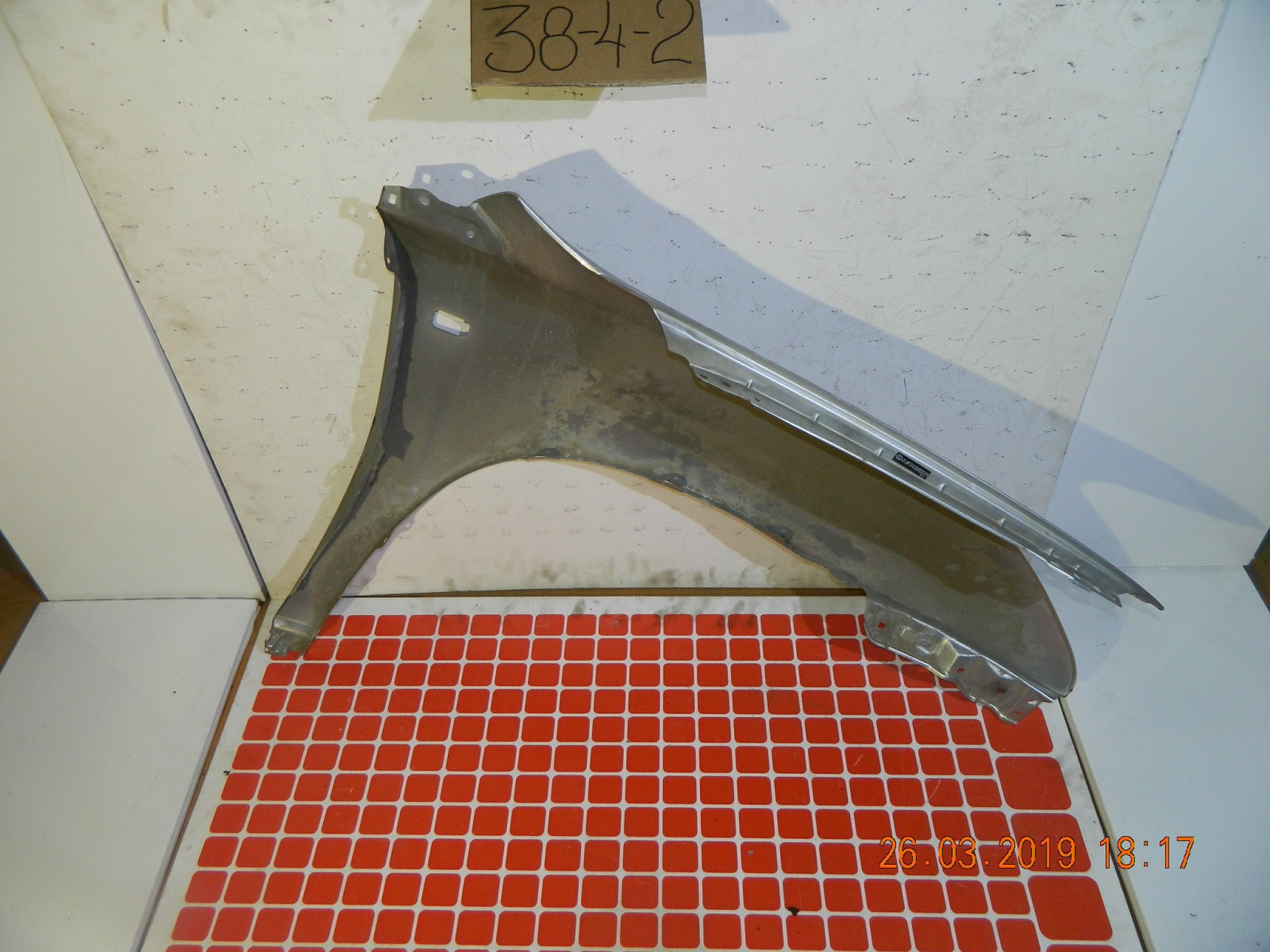 Крыло Honda Rafaga CE4 переднее левое (б/у)