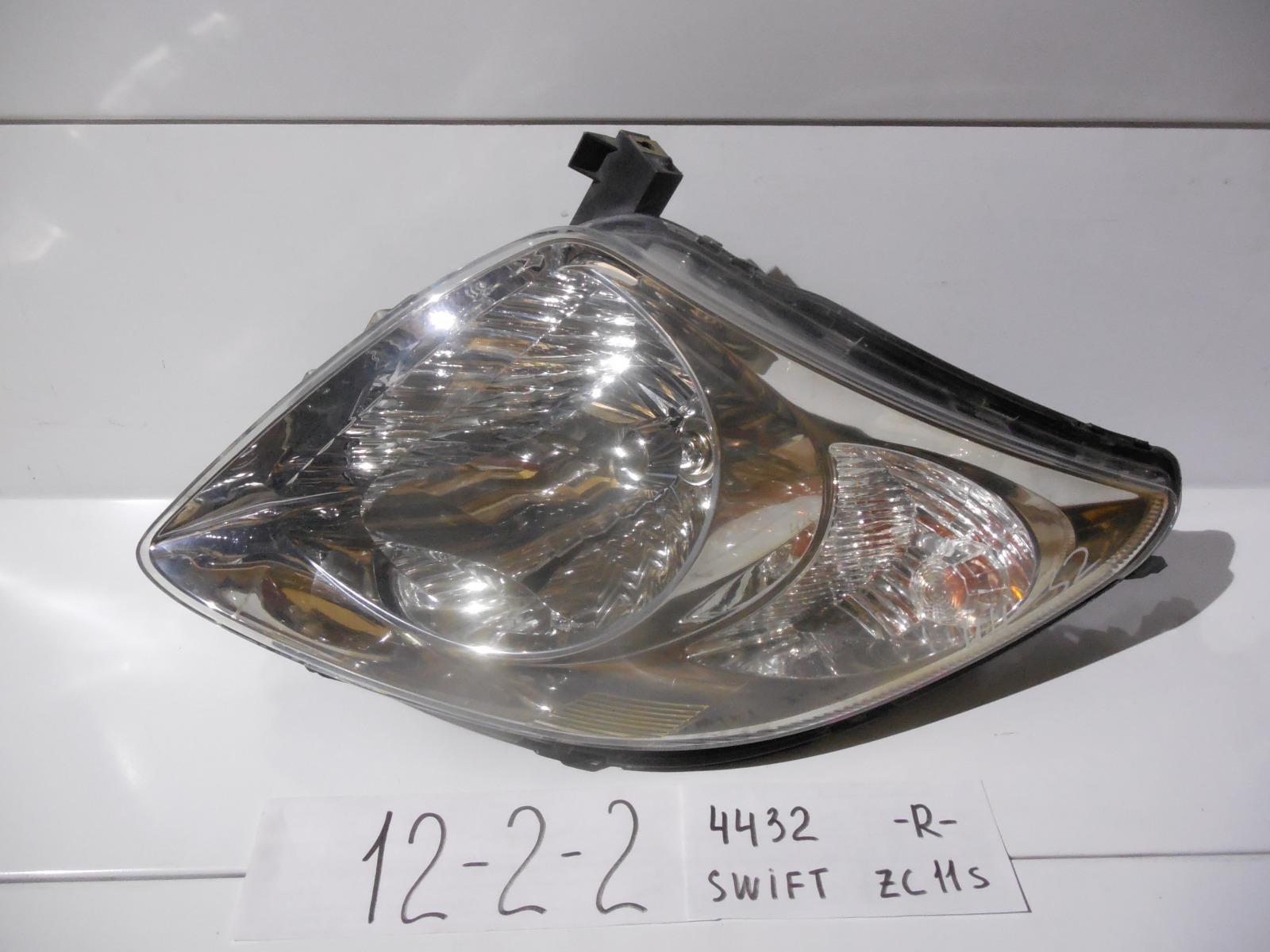 Фара Suzuki Swift ZD11S передняя правая (б/у)