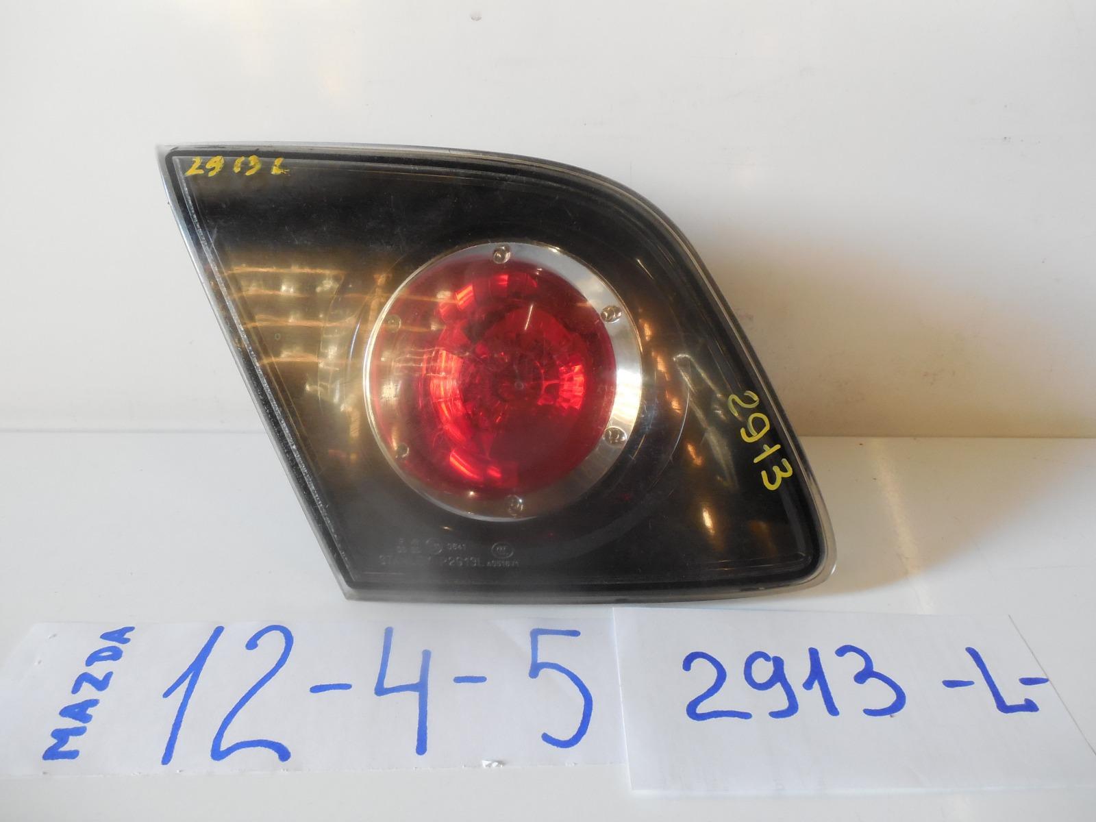 Вставка между стопов Mazda Axela BK5P задняя левая (б/у)