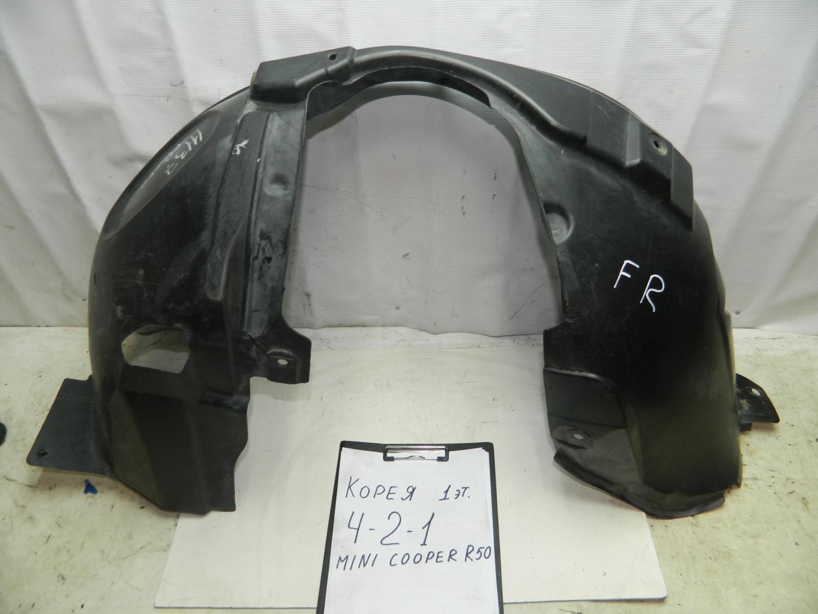 Подкрылок Bmw Mini Cooper R50 W10 передний (б/у)