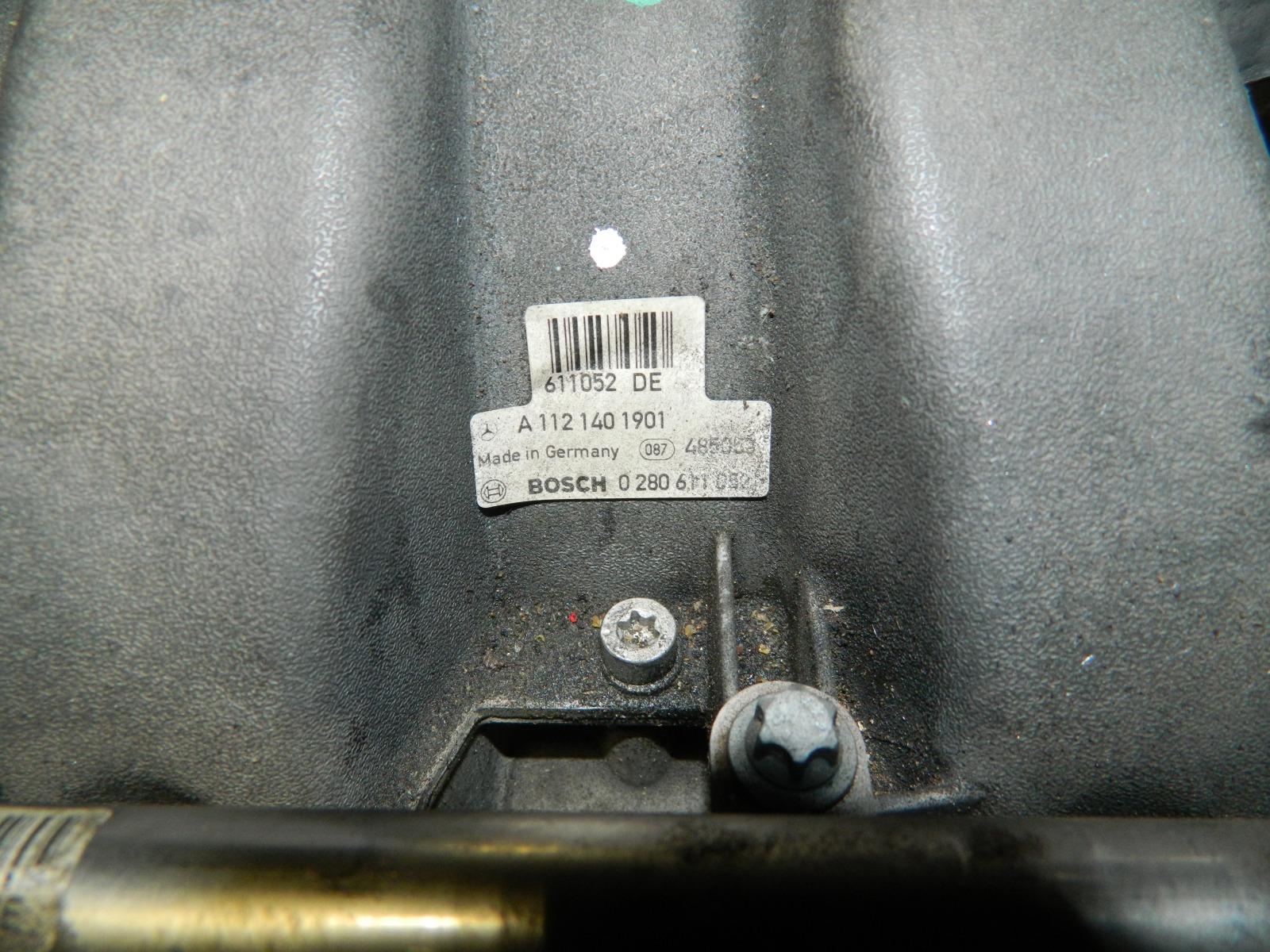 Коллектор впускной Mercedes-Benz C-Class W203 112912 (б/у)