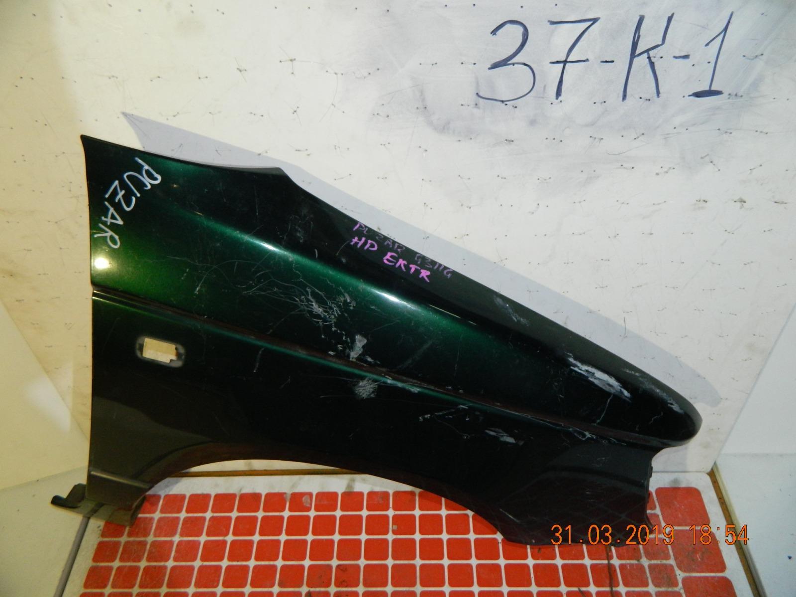 Крыло Daihatsu Pyzar переднее правое (б/у)