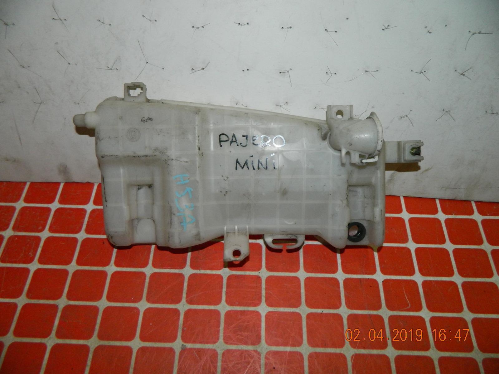 Бачок омывателя Mitsubishi Pajero Mini H56W (б/у)