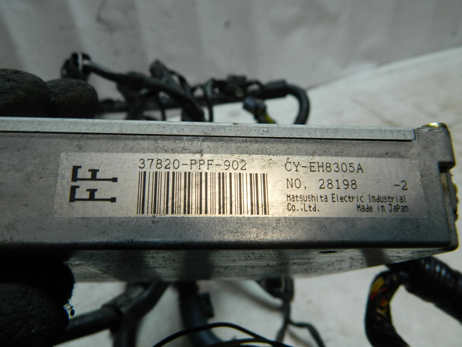 Проводка моторного отсека Honda Stepwagon RF6 K24 (б/у)