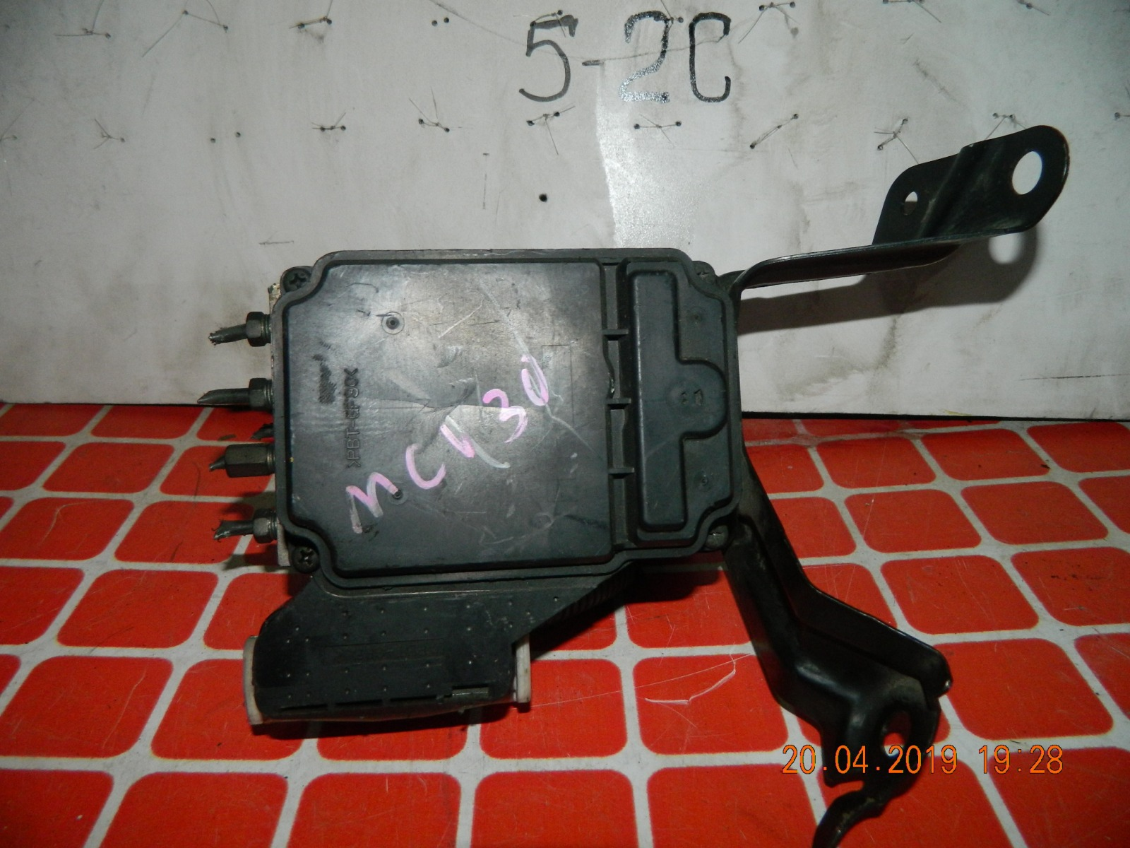 Блок abs Toyota Windom MCV30 (б/у)