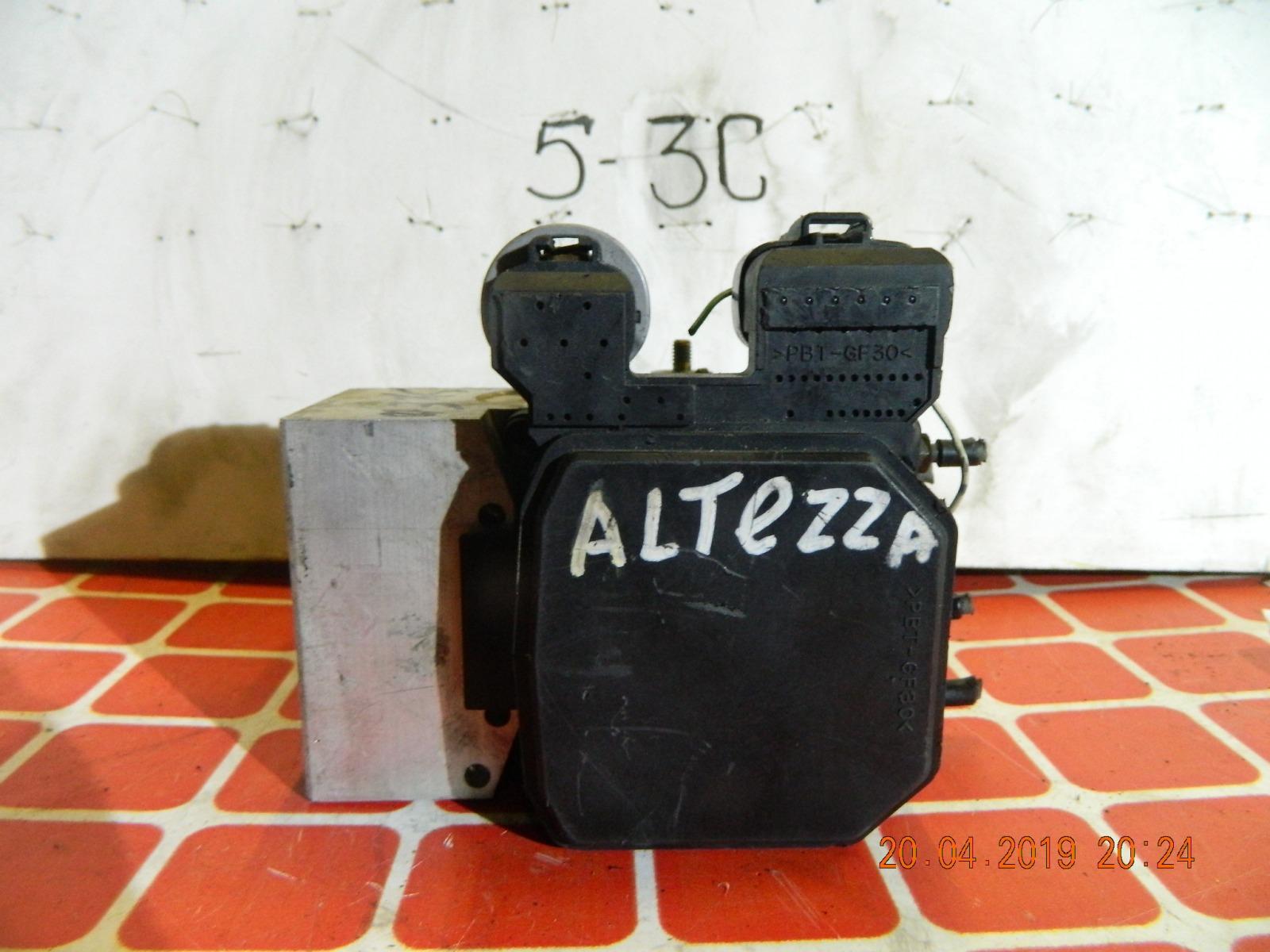 Блок abs Toyota Altezza GXE10 (б/у)