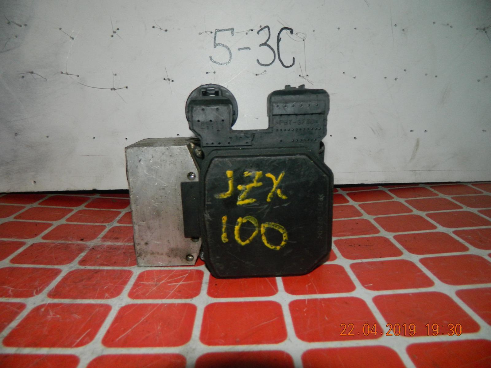 Блок abs Toyota Chaser GX100 (б/у)