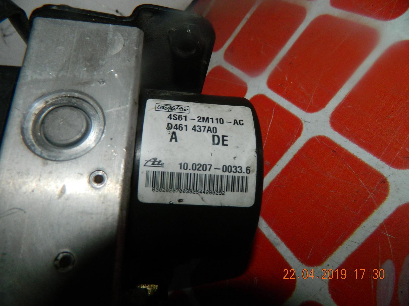 Блок abs Suzuki Aerio RC51S (б/у)