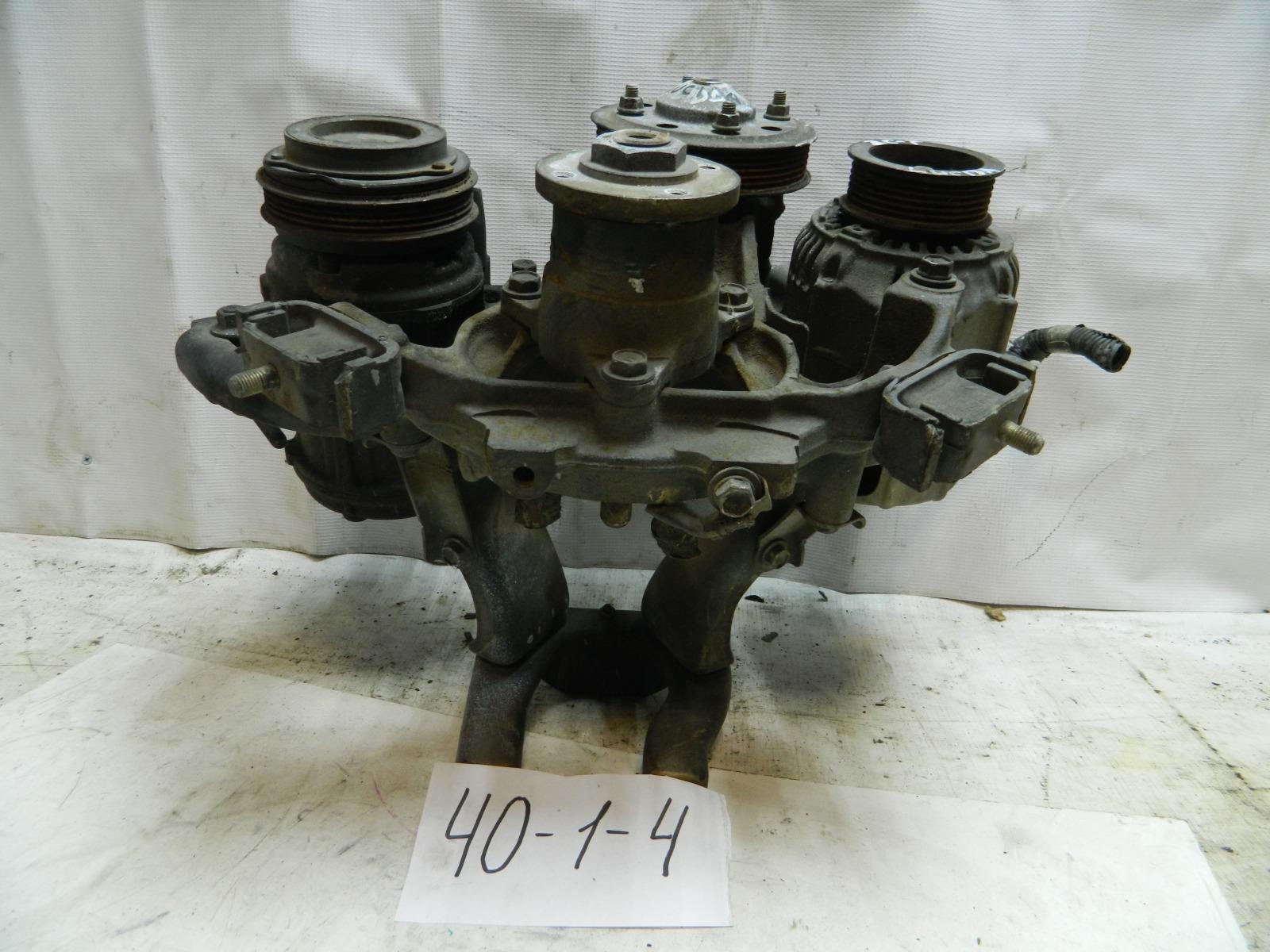 Генератор Toyota Estima Lucida CXR20 3C (б/у)