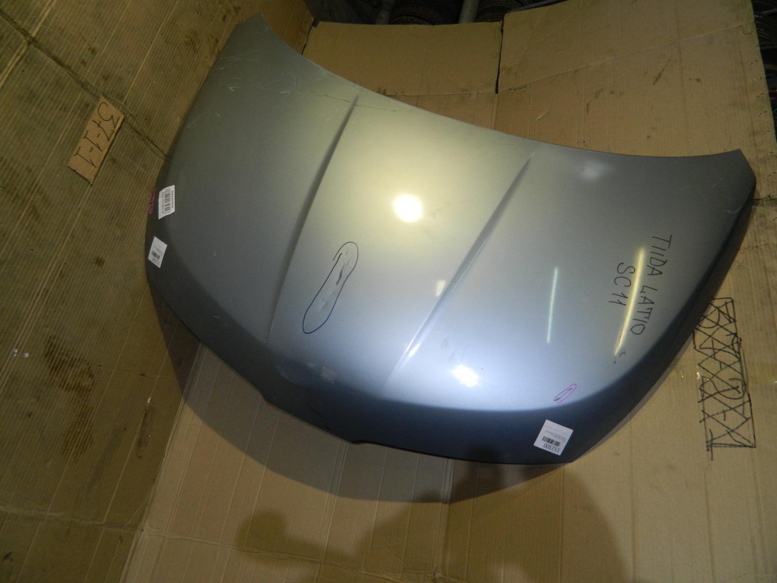 Капот Nissan Tiida SC11 (б/у)